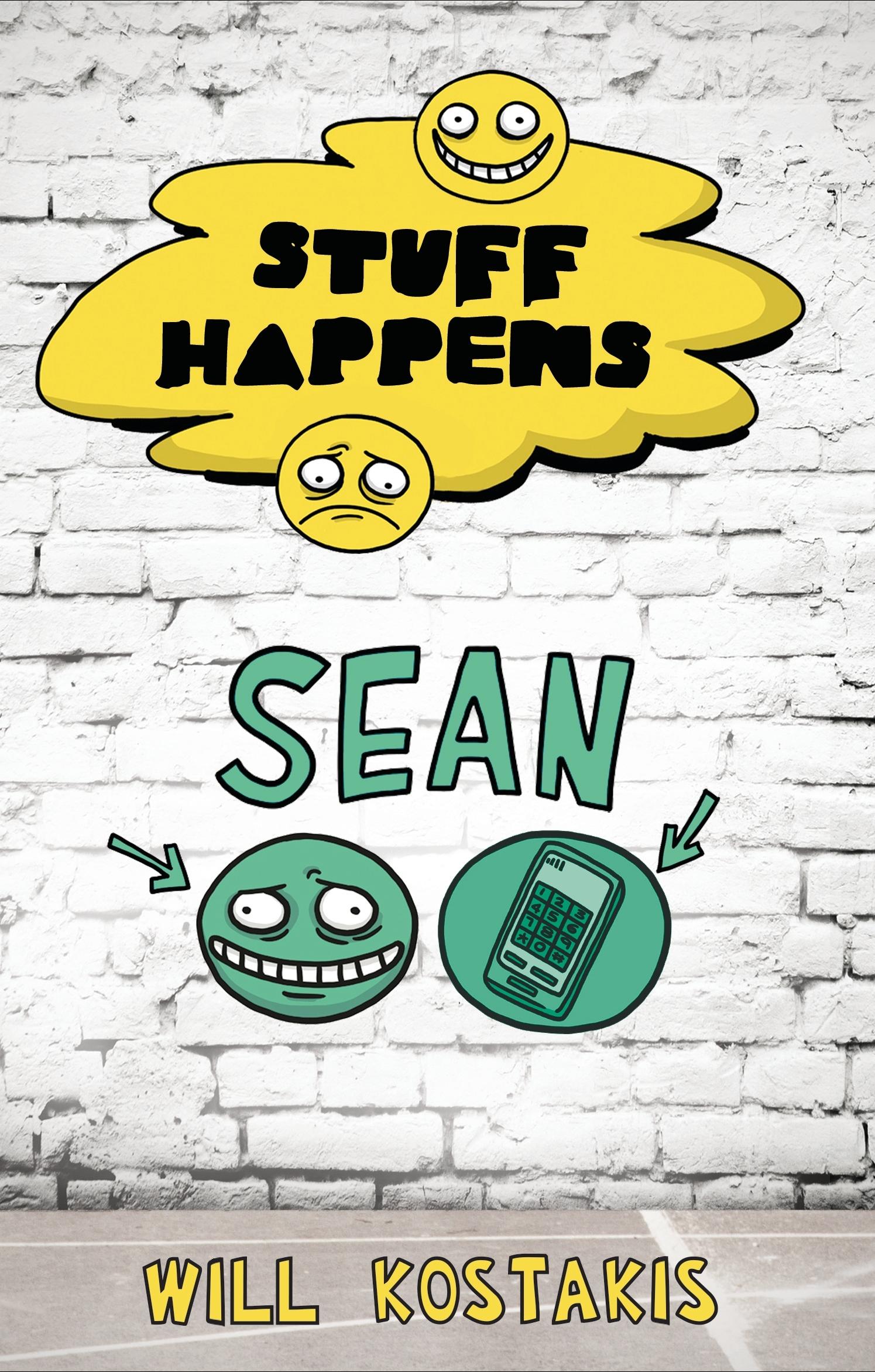 Stuff Happens: Sean by Will Kostakis - Penguin Books Australia