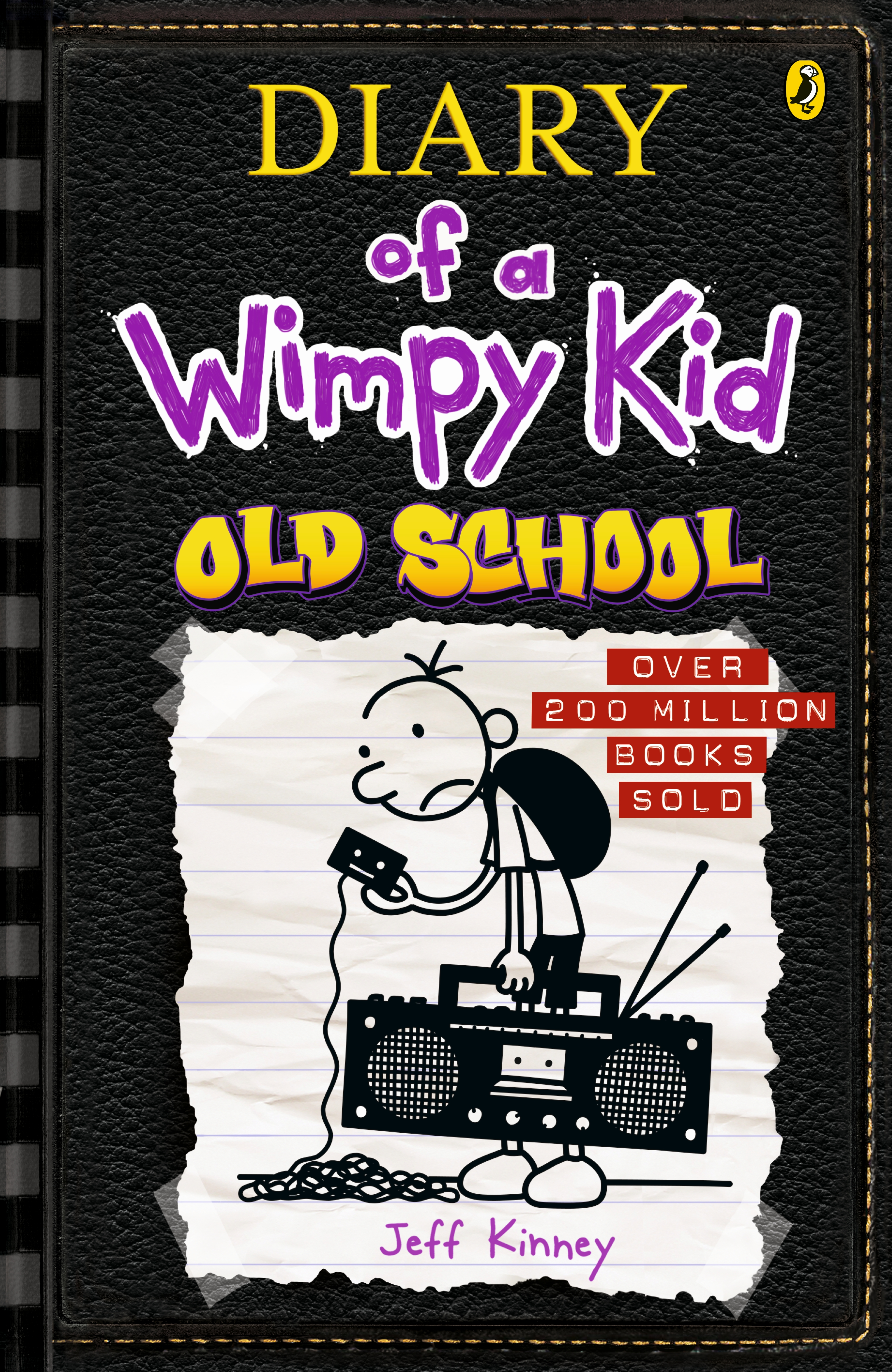 Old school diary of a wimpy kid bk10 by jeff kinney penguin hi res cover old school diary of a wimpy kid solutioingenieria Gallery