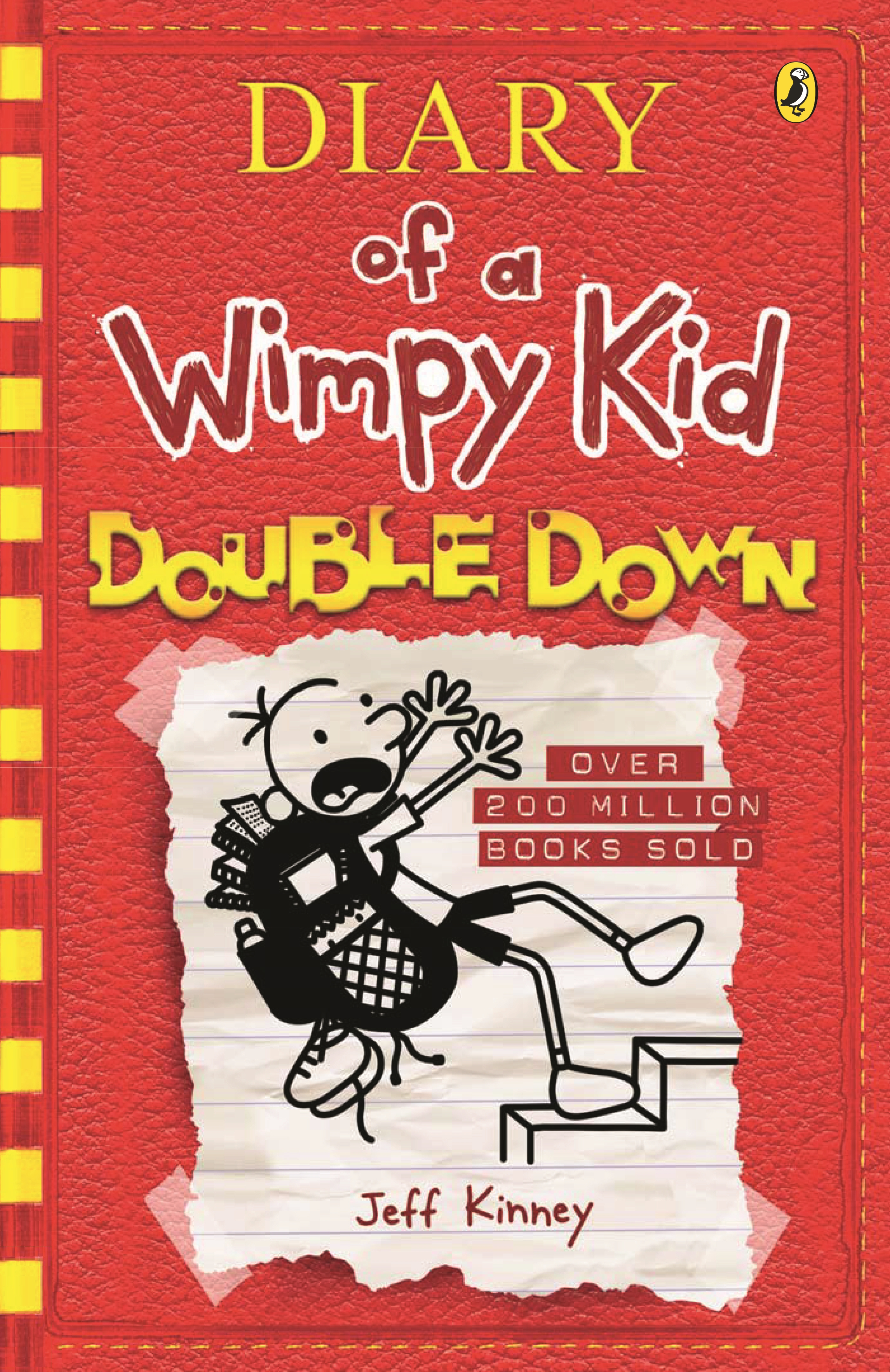 Double down diary of a wimpy kid bk11 by jeff kinney penguin hi res cover double down diary of a wimpy kid solutioingenieria Gallery