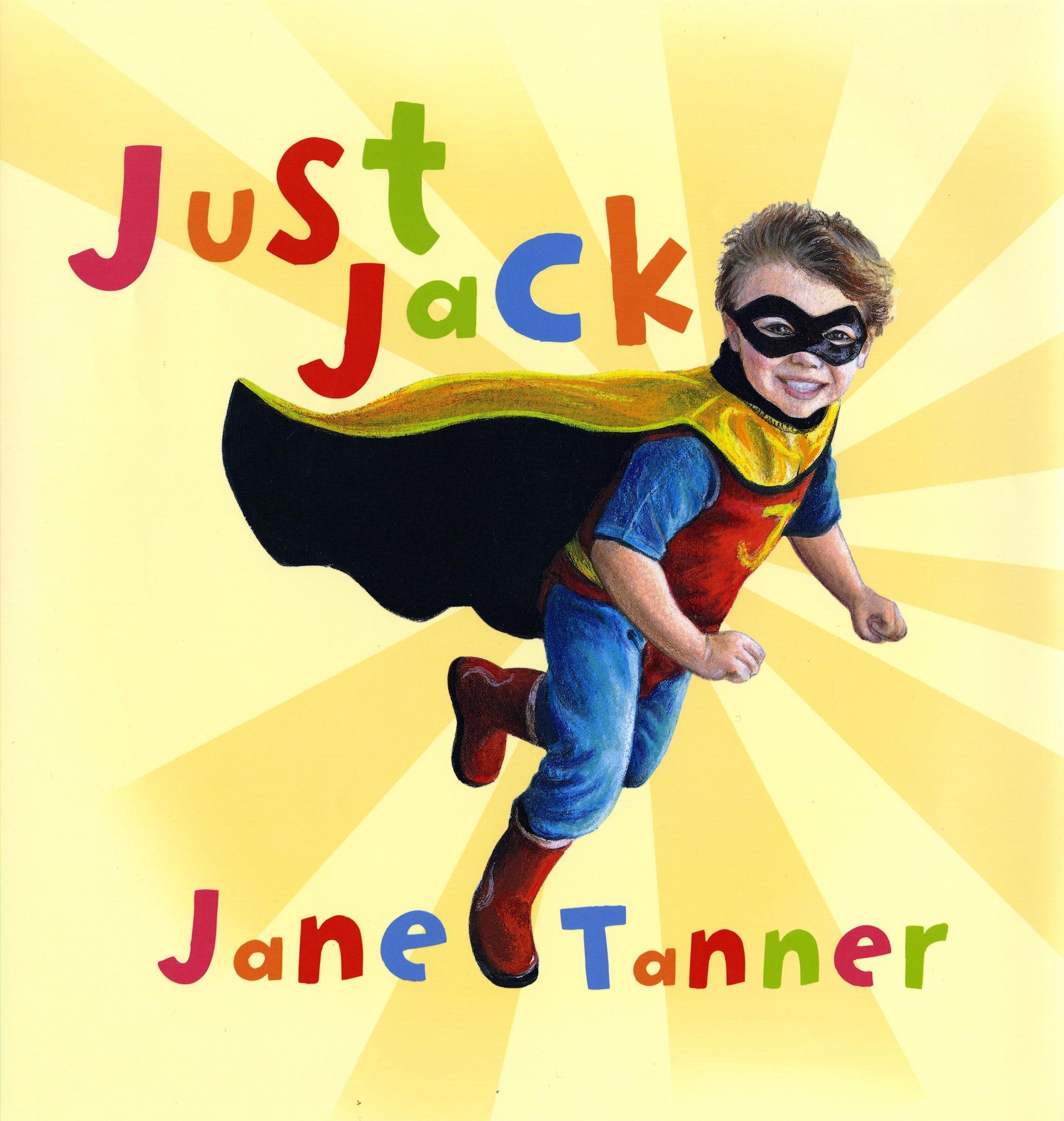Just Jack by Jane Tanner - Penguin Books Australia