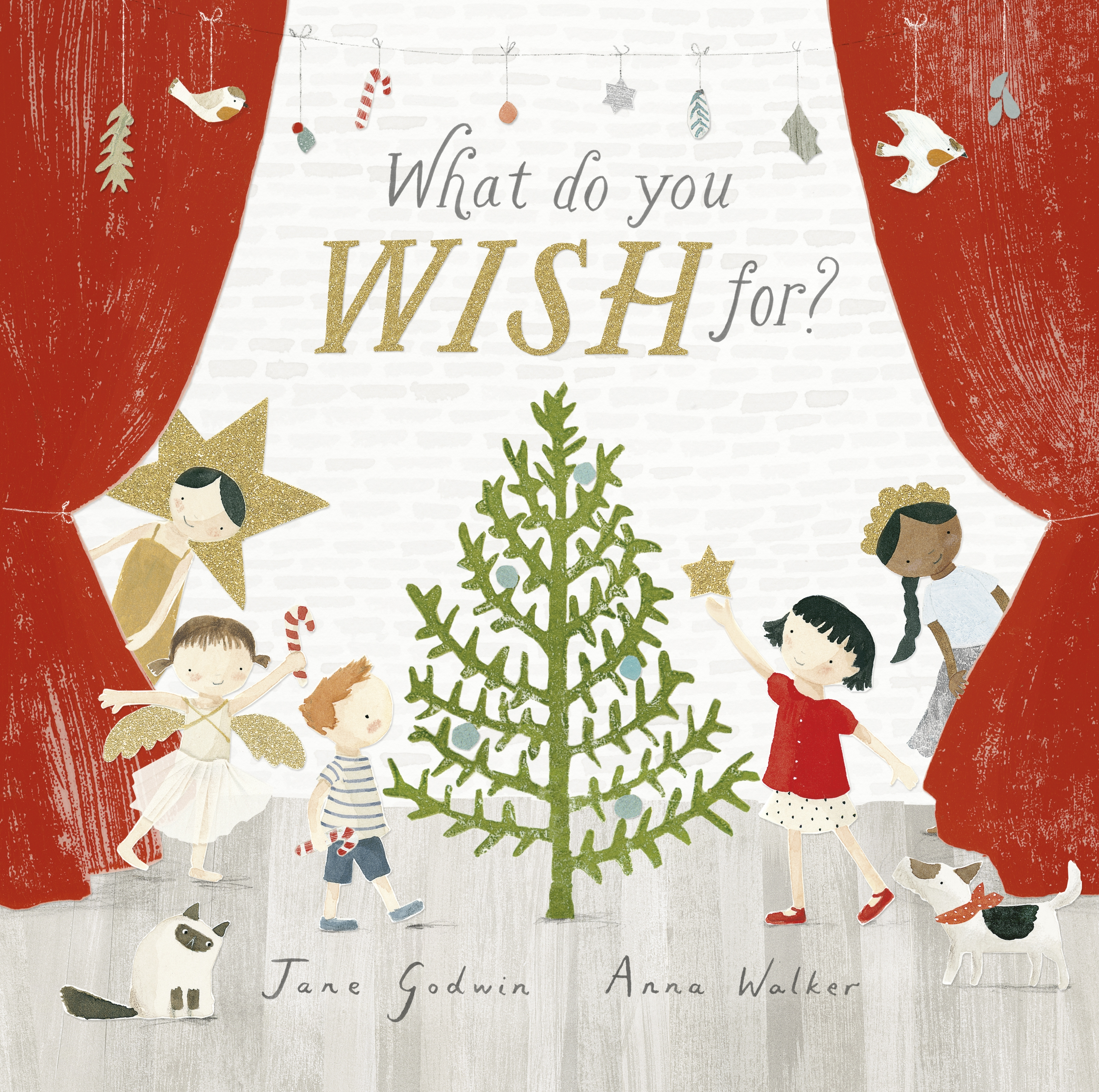 Wish For Christmas.What Do You Wish For By Jane Godwin Penguin Books Australia