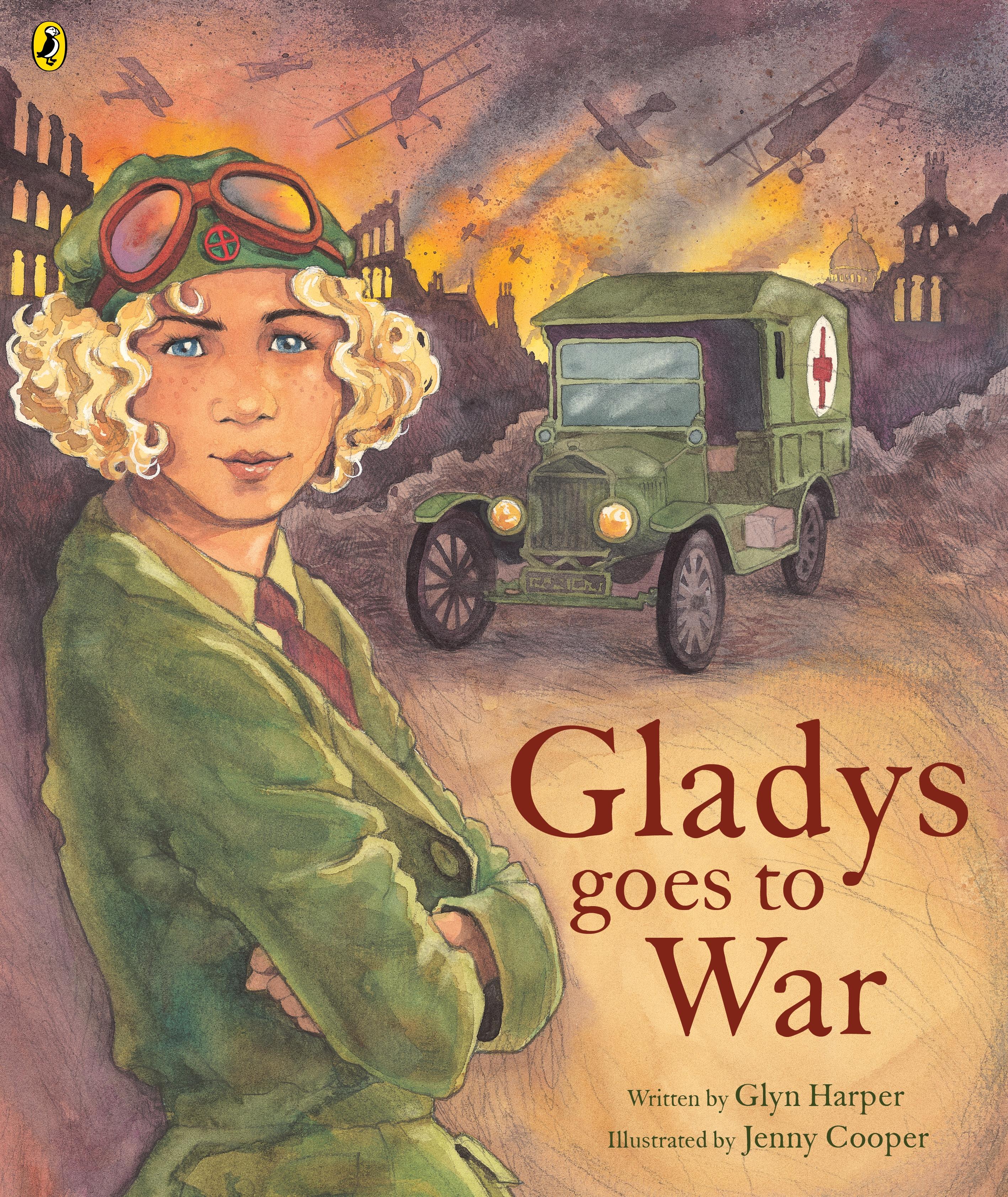 gladys goes to war by glyn harper penguin books australia