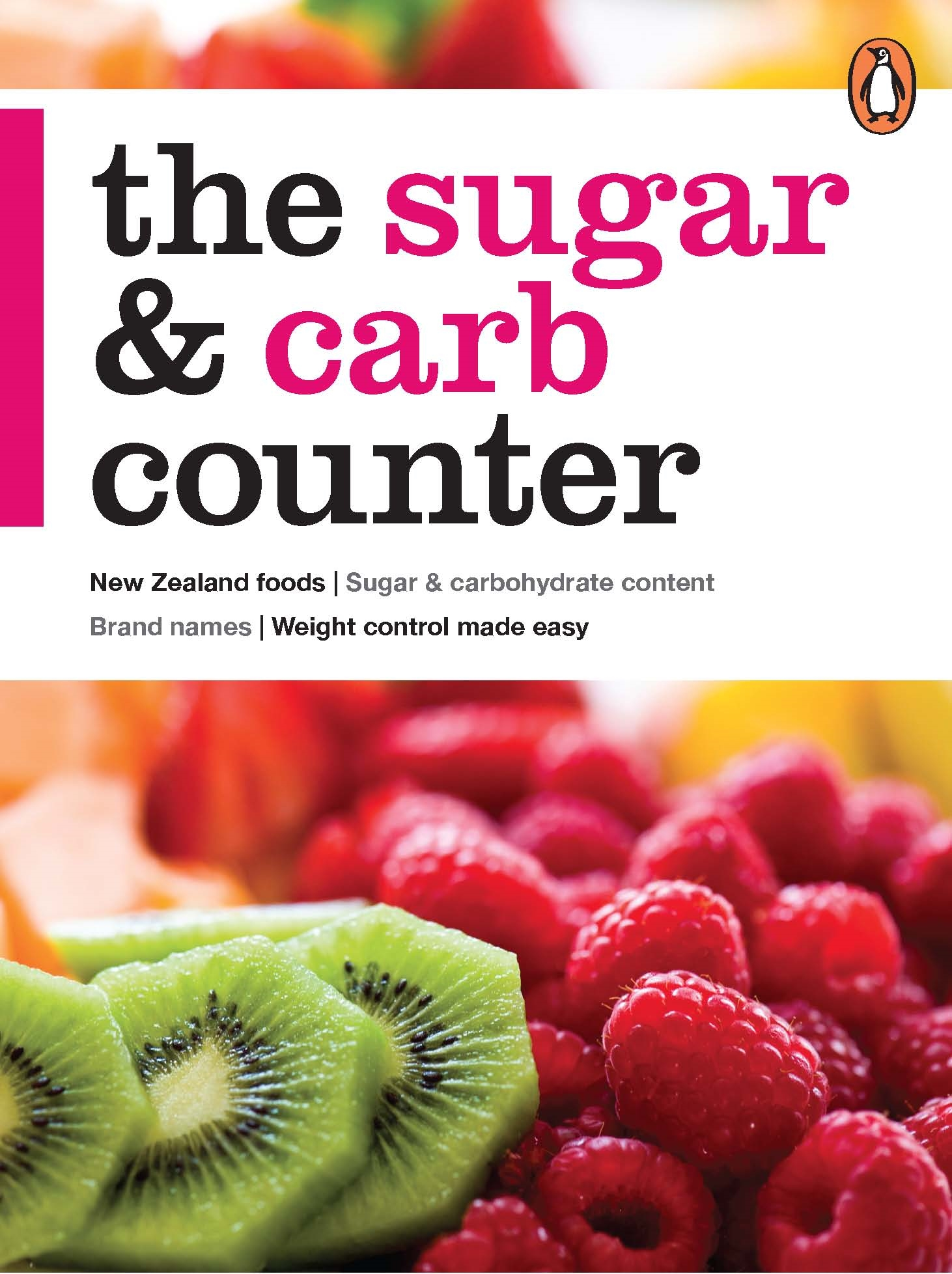 The Sugar and Carb Counter by Anon - Penguin Books New Zealand