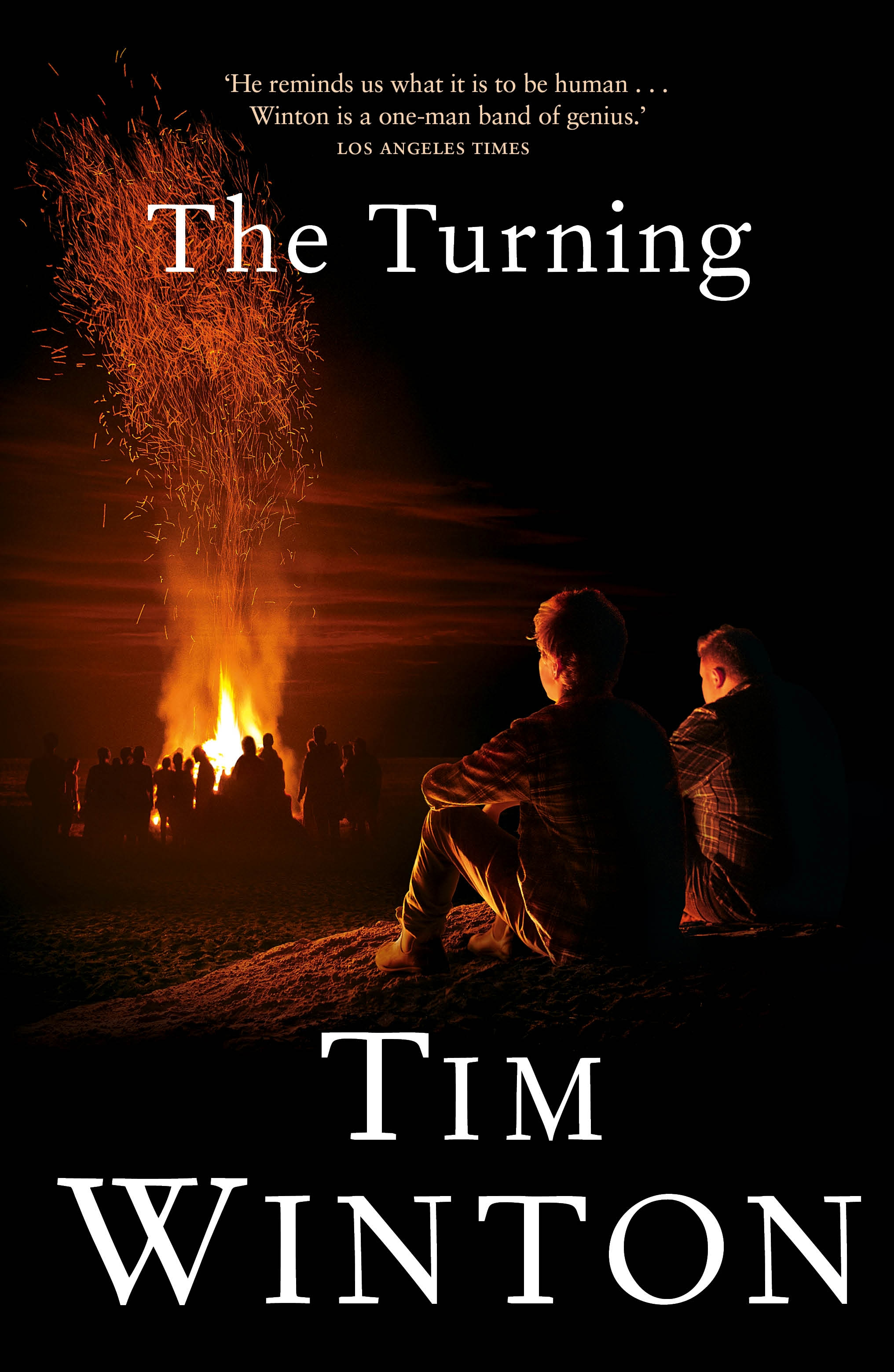 The Turning By Tim Winton Penguin Books Australia