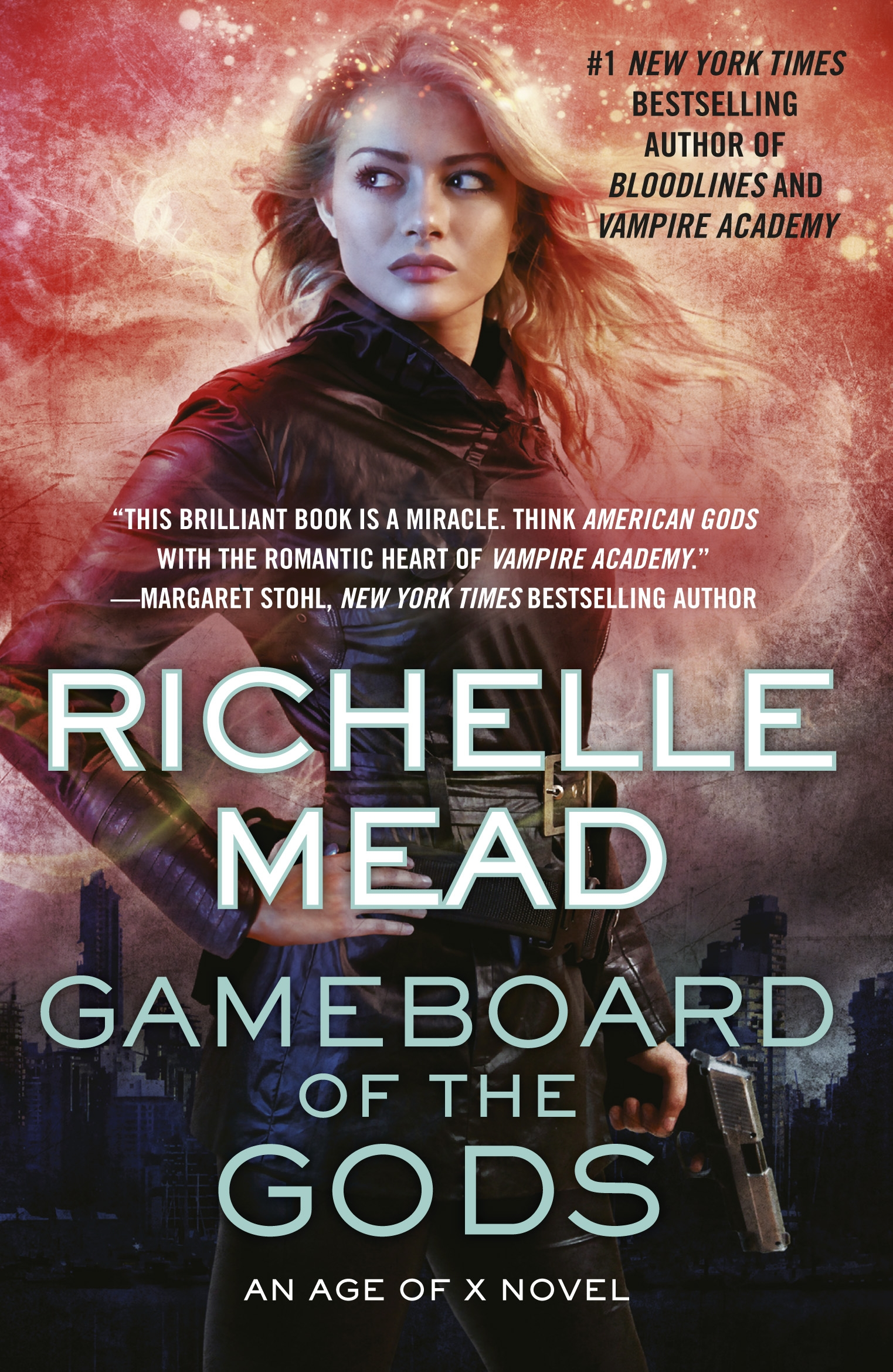 Gameboard of the gods age of x book 1 by richelle mead penguin hi res cover fandeluxe Image collections