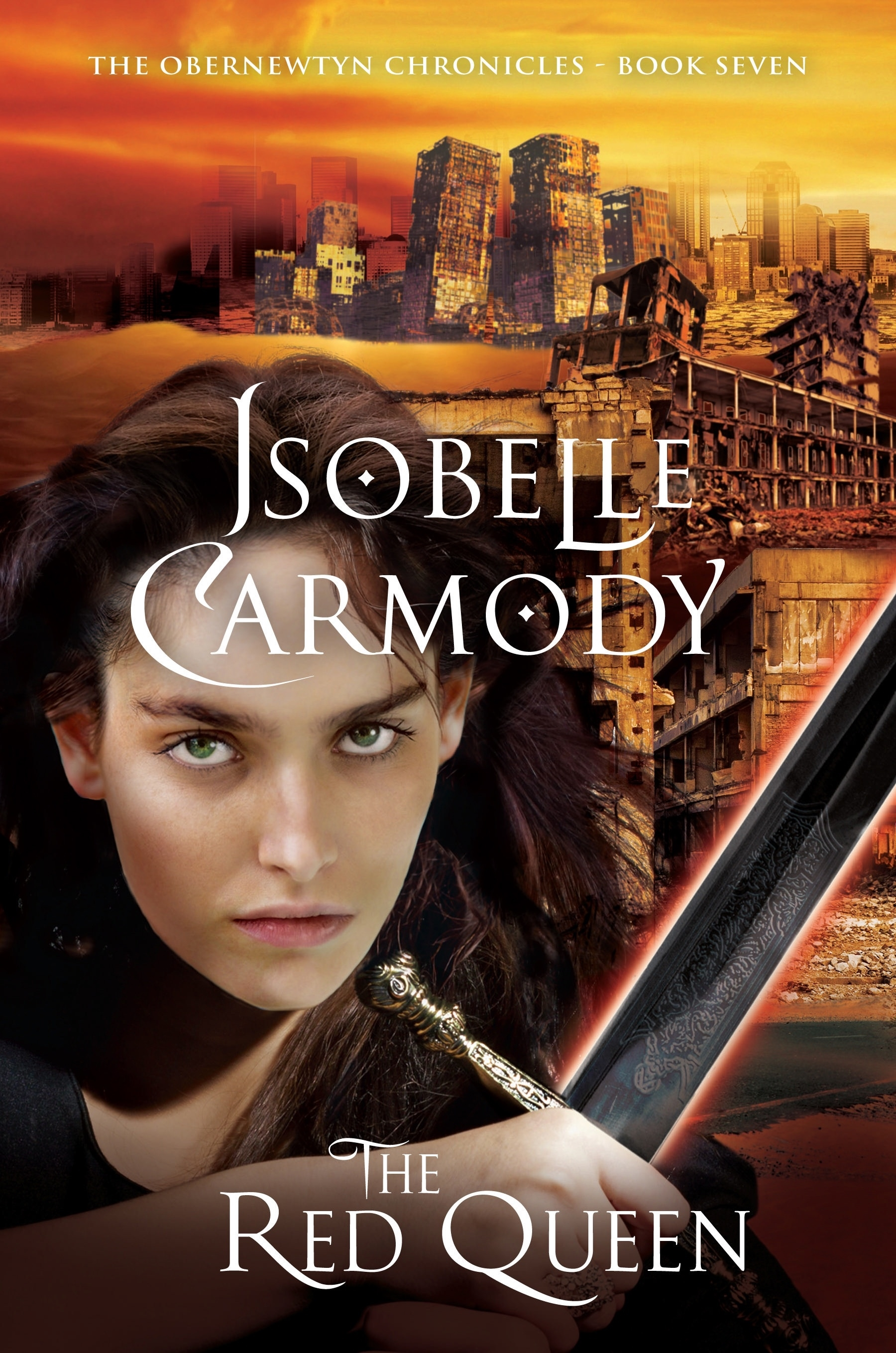 isobelle carmody the red queen release date