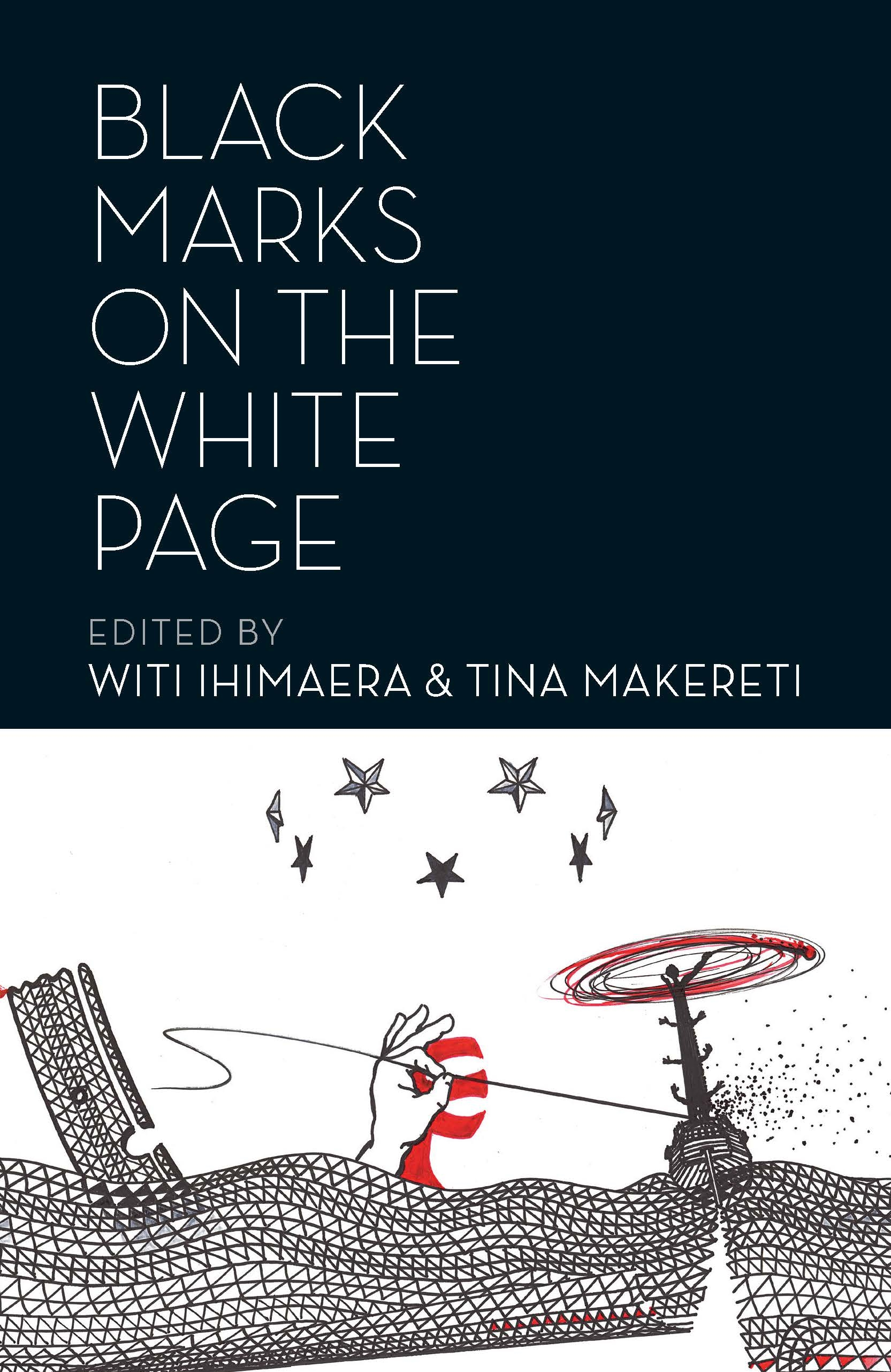 black marks on the white page by witi ihimaera penguin books new