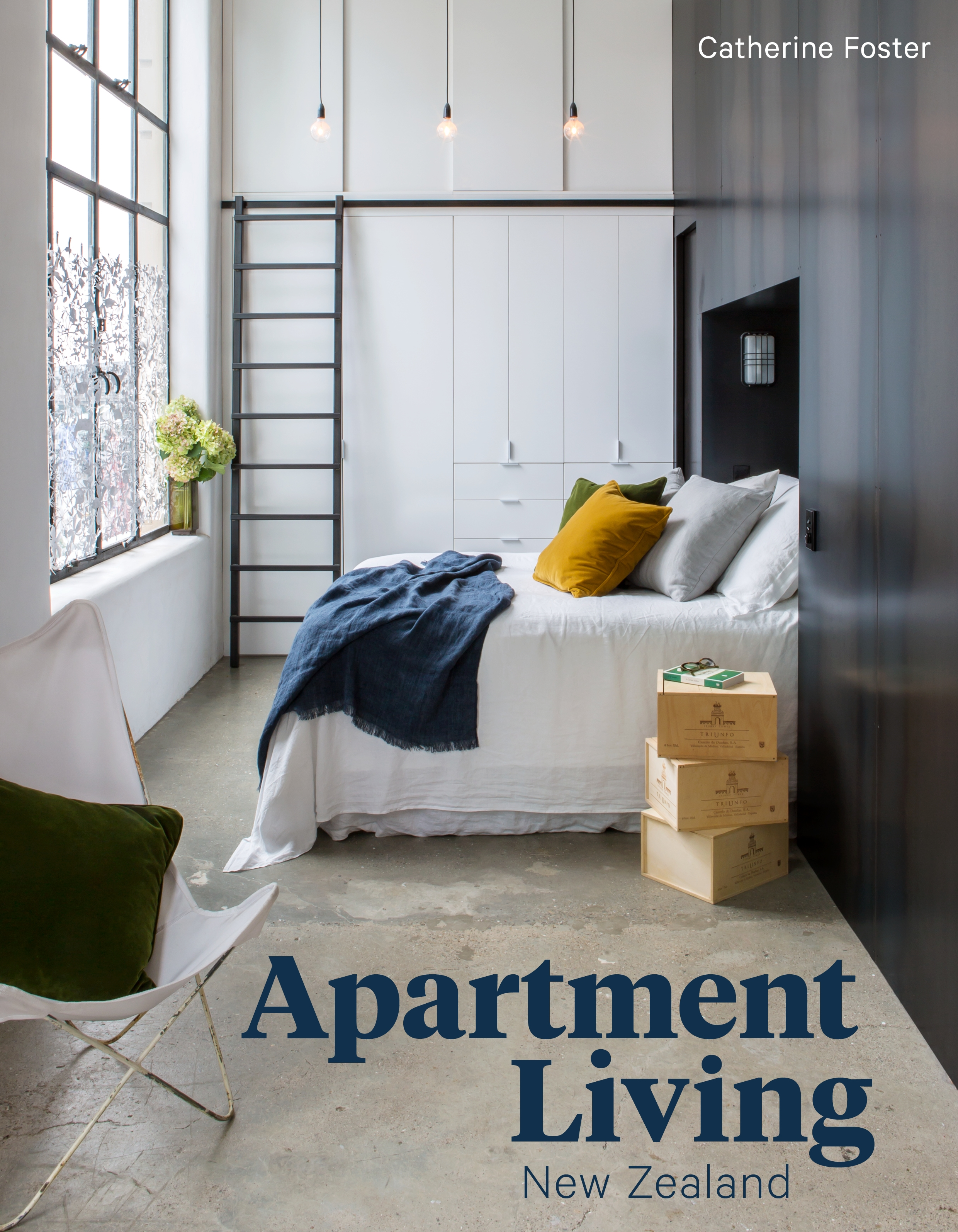 Apartment Living New Zealand By Catherine Foster Penguin Books New Zealand