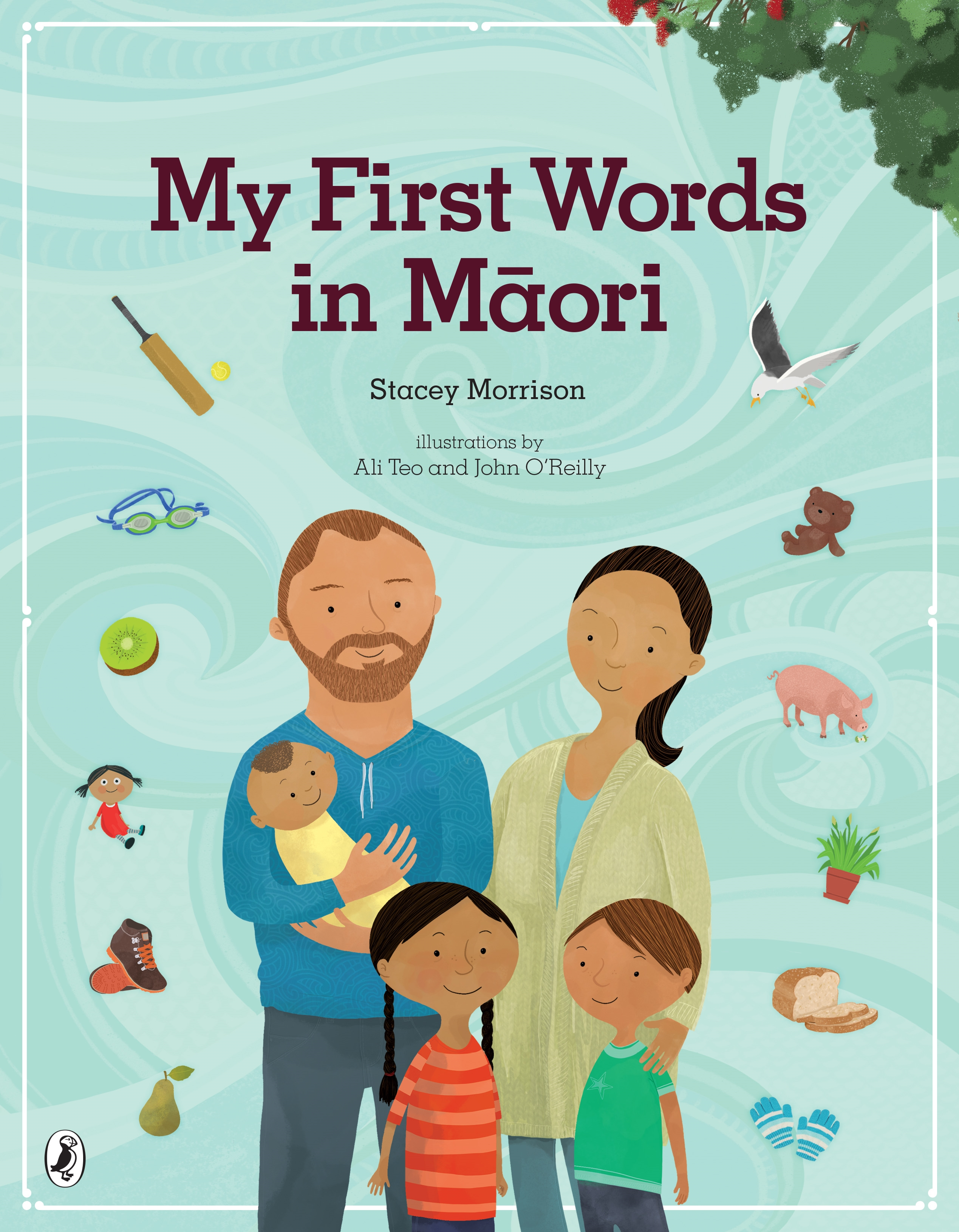 Image result for My First Words in Maori