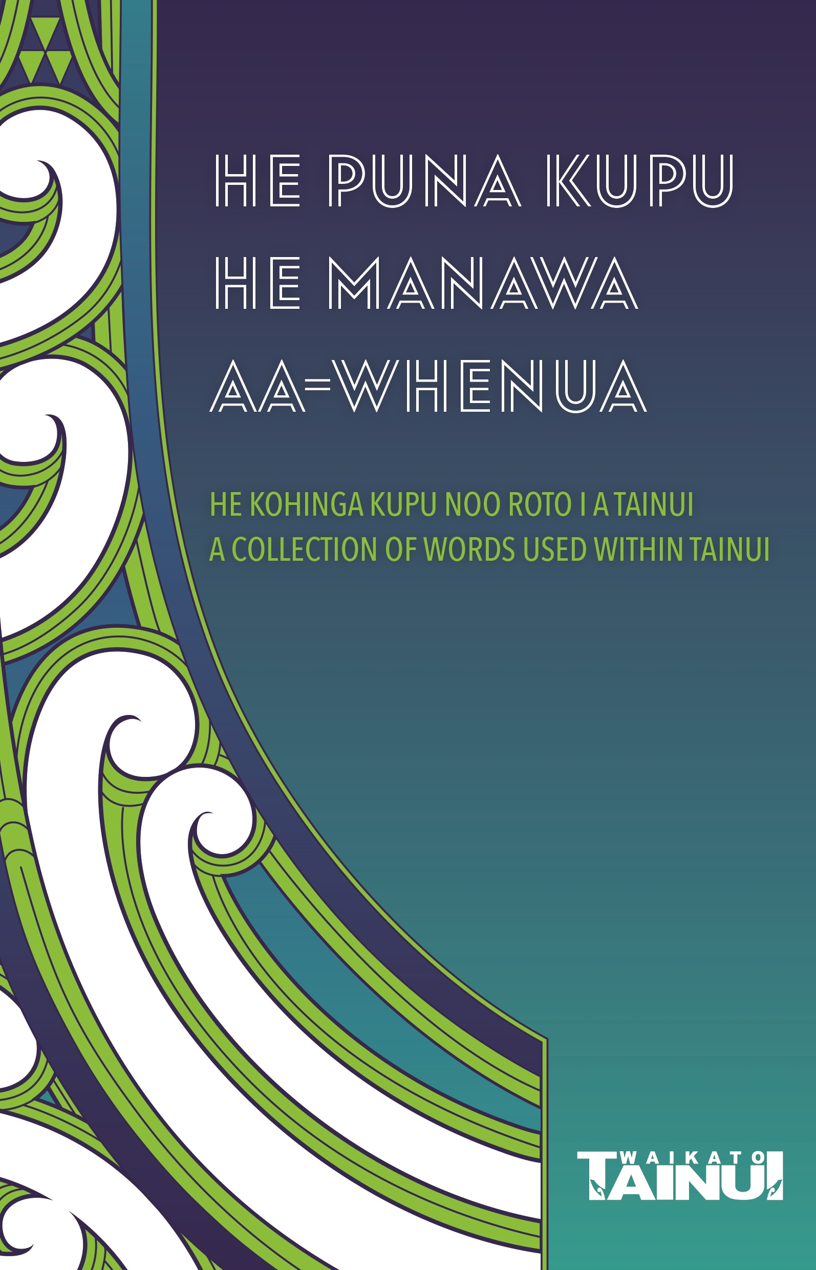 Image result for tainui dictionary