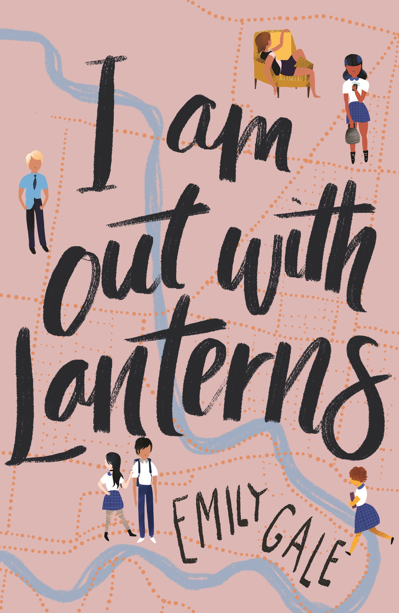i am out with lanterns by emily gale penguin books australia