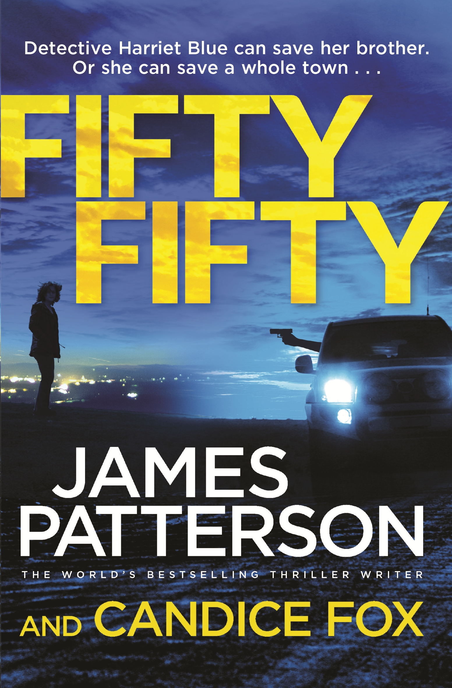 Image result for fifty-fifty by james patterson