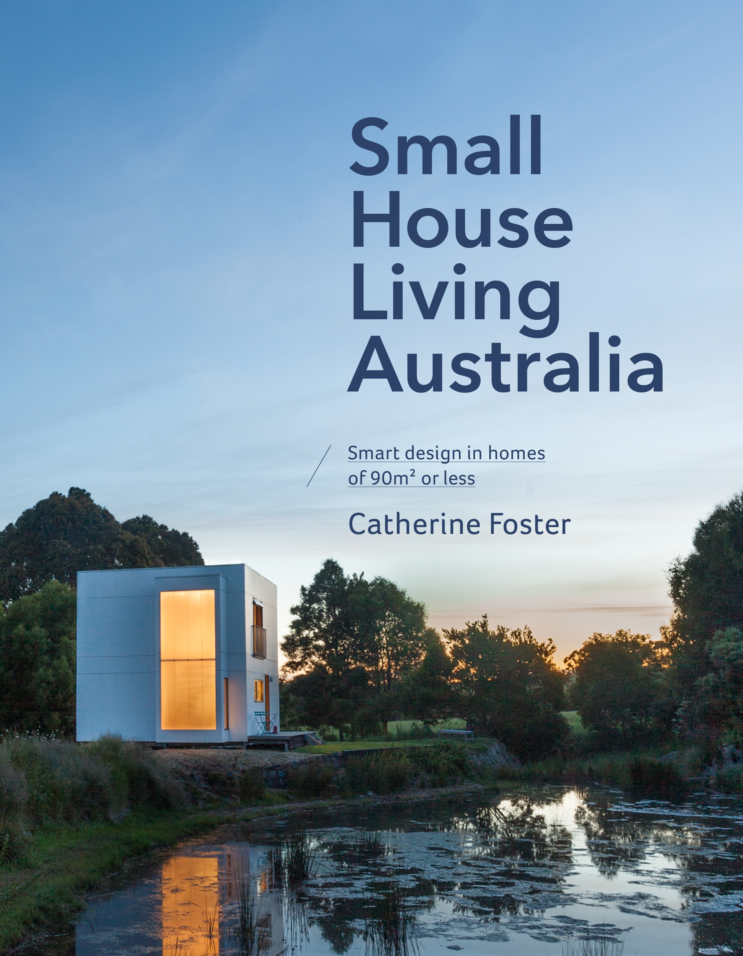 Hi Res Cover Small House Living Australia