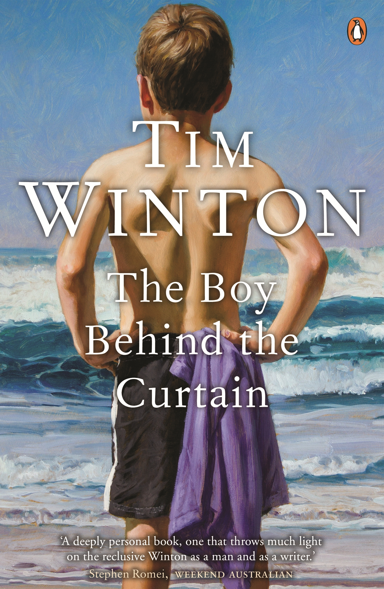The Boy Behind the Curtain by Tim Winton Penguin Books Australia