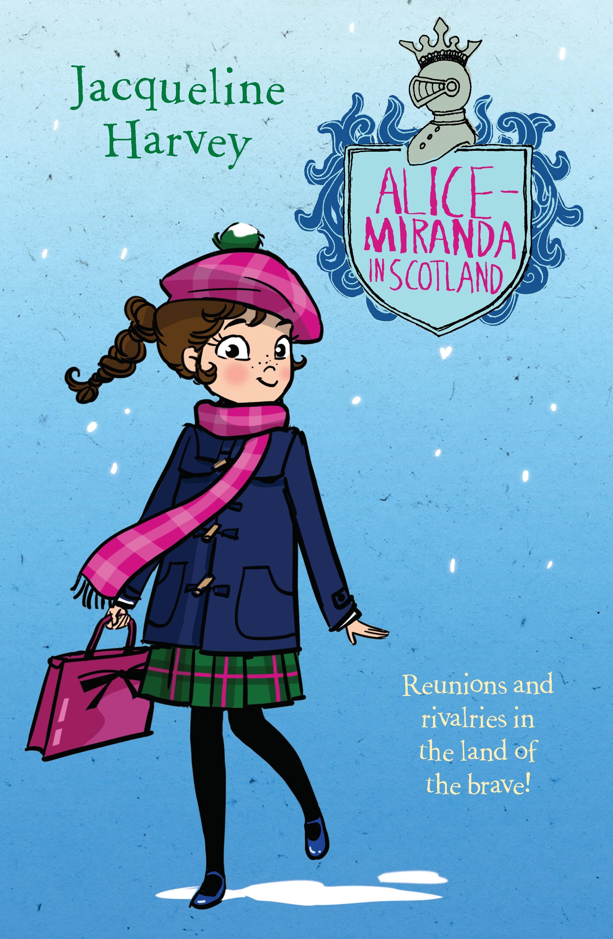 Alice Miranda In Scotland By Jacqueline Harvey Penguin