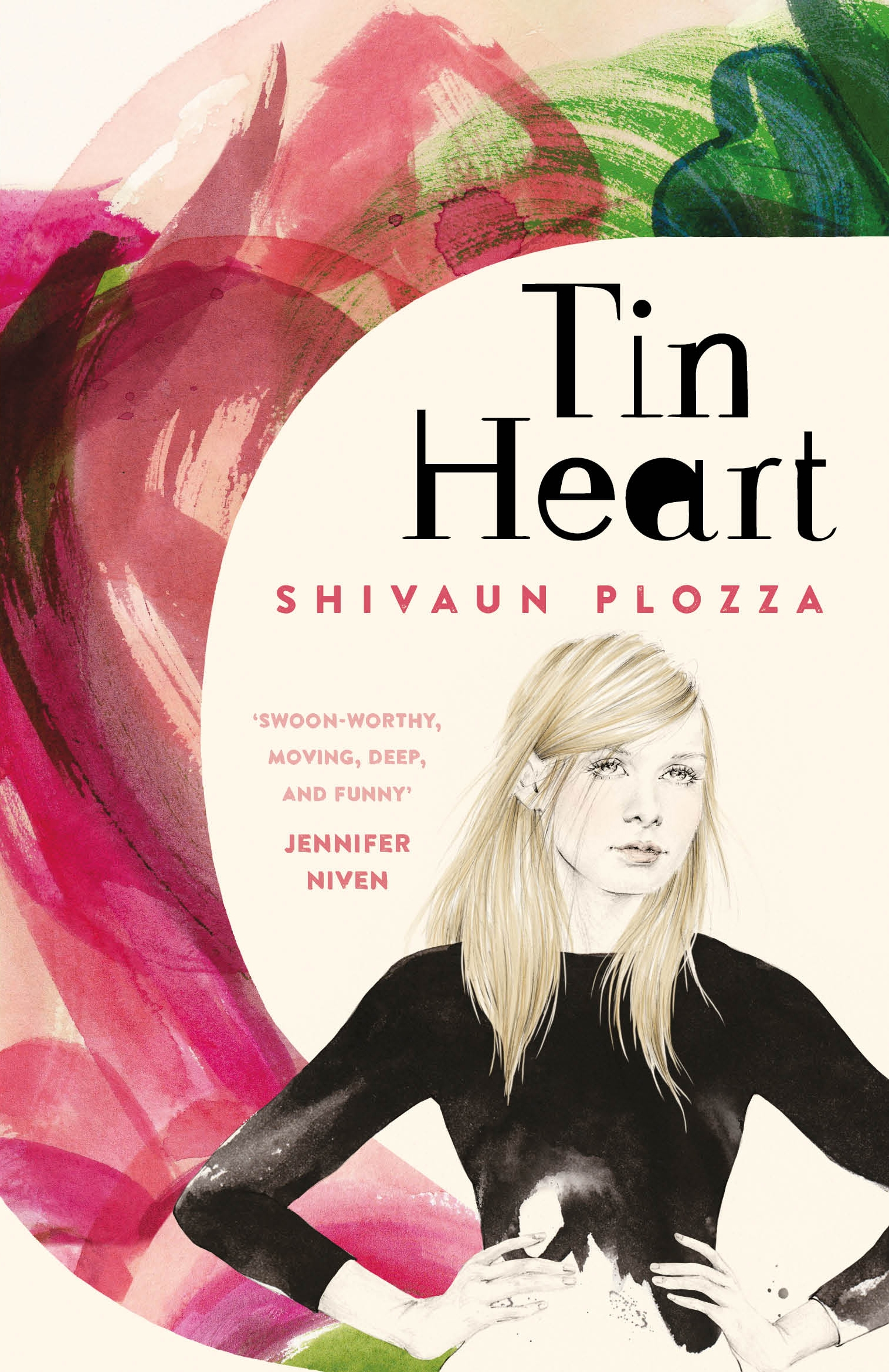 Image result for tin heart shivaun plozza