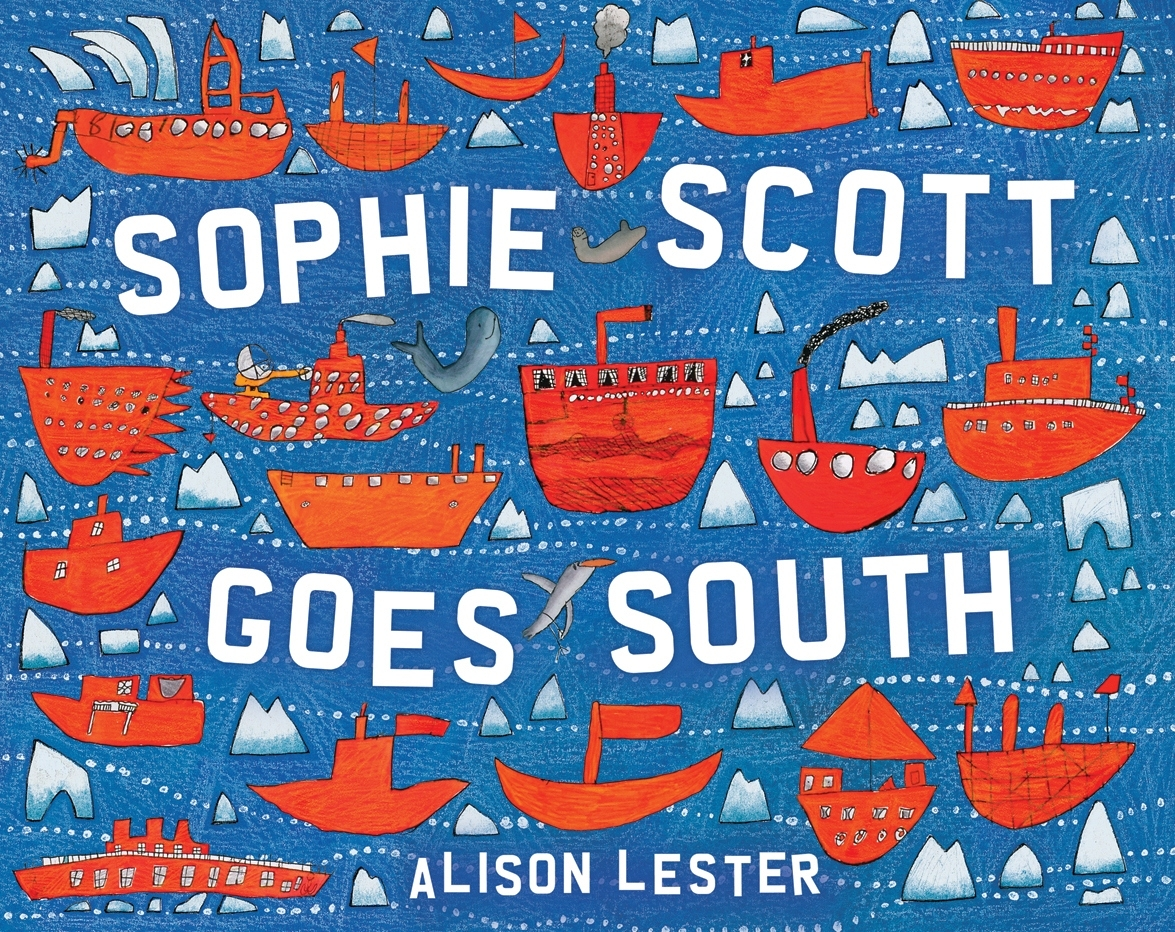 Sophie scott goes south by alison lester penguin books australia sophie scott goes south fandeluxe Choice Image