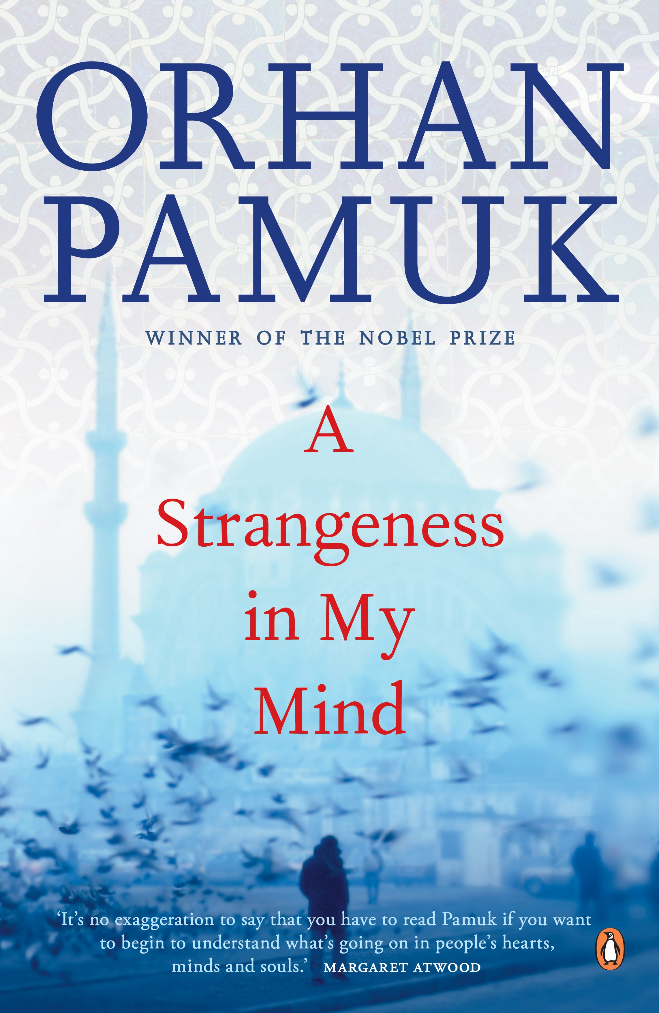 A Strangeness in My Mind by Orhan Pamuk - Penguin Books