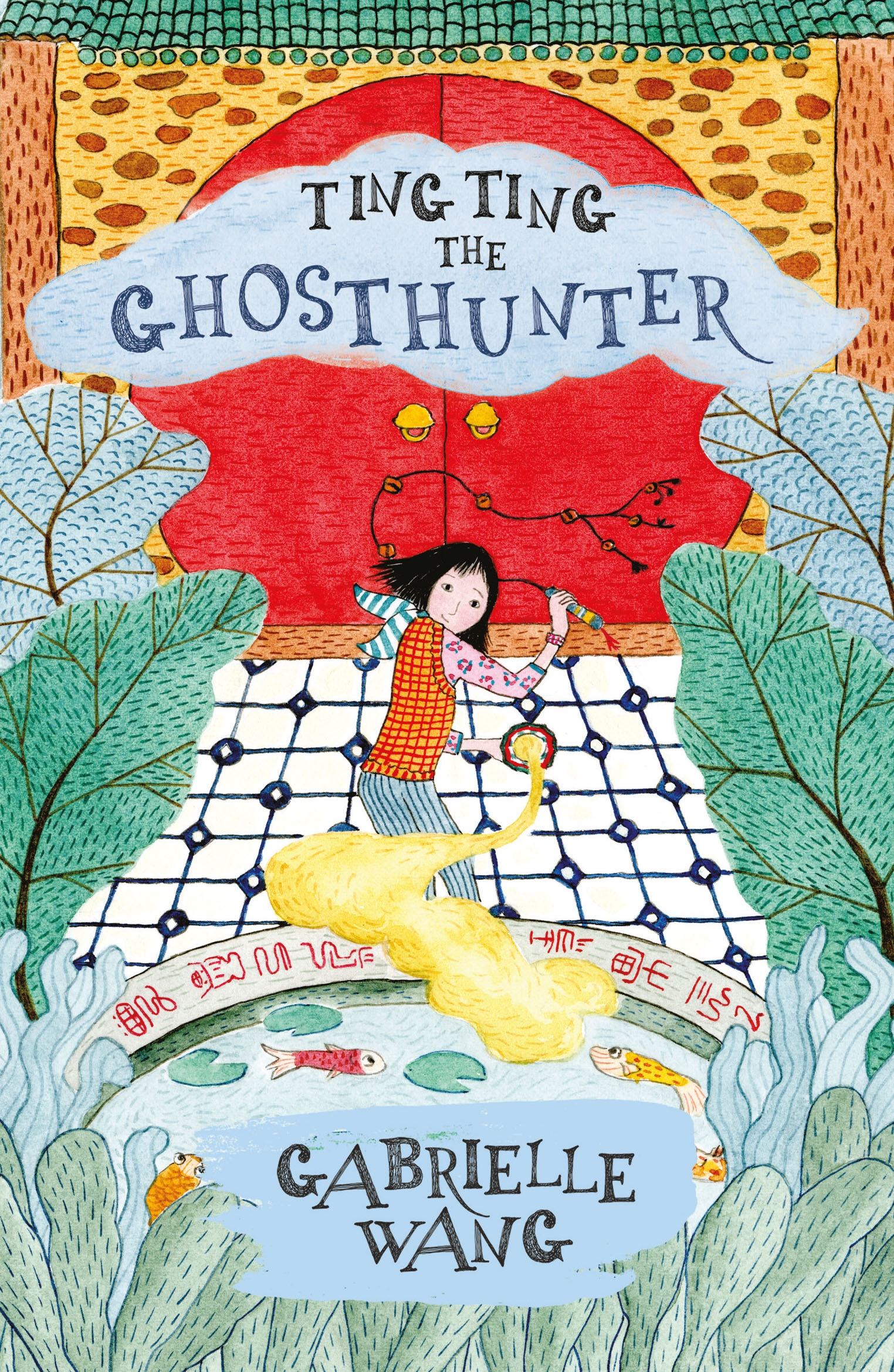 Image result for ting ting the ghost hunter
