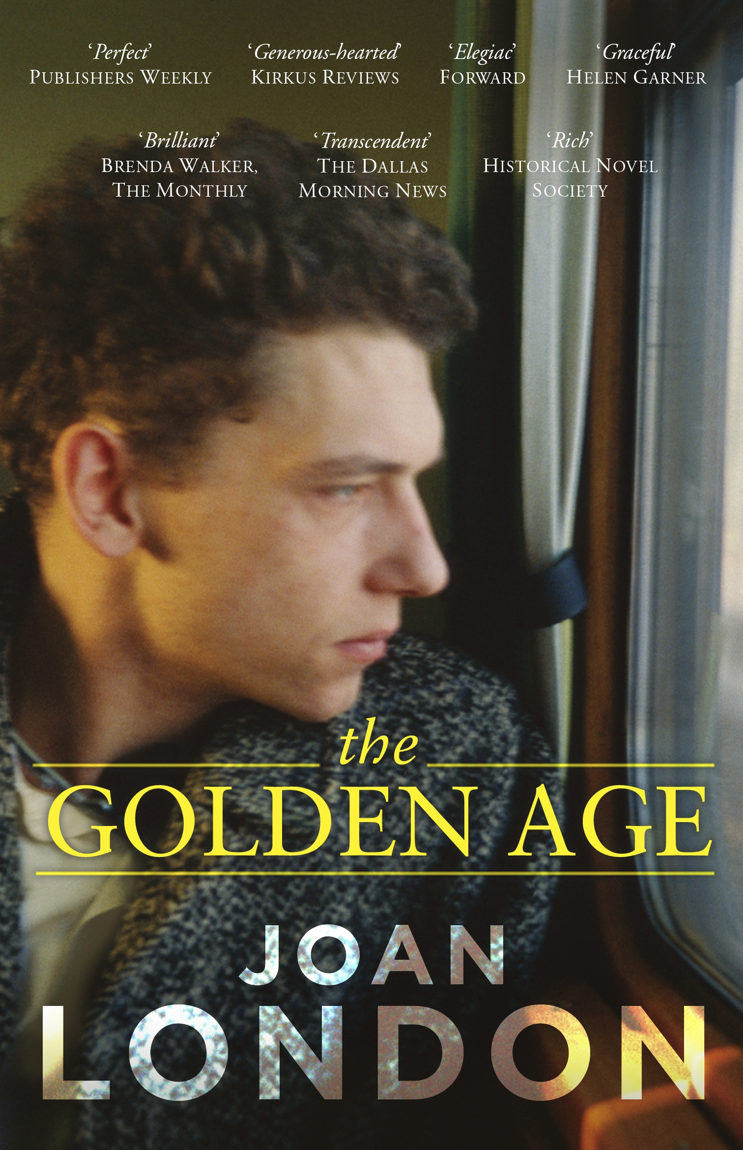 The Golden Age by Joan London - Penguin Books New Zealand