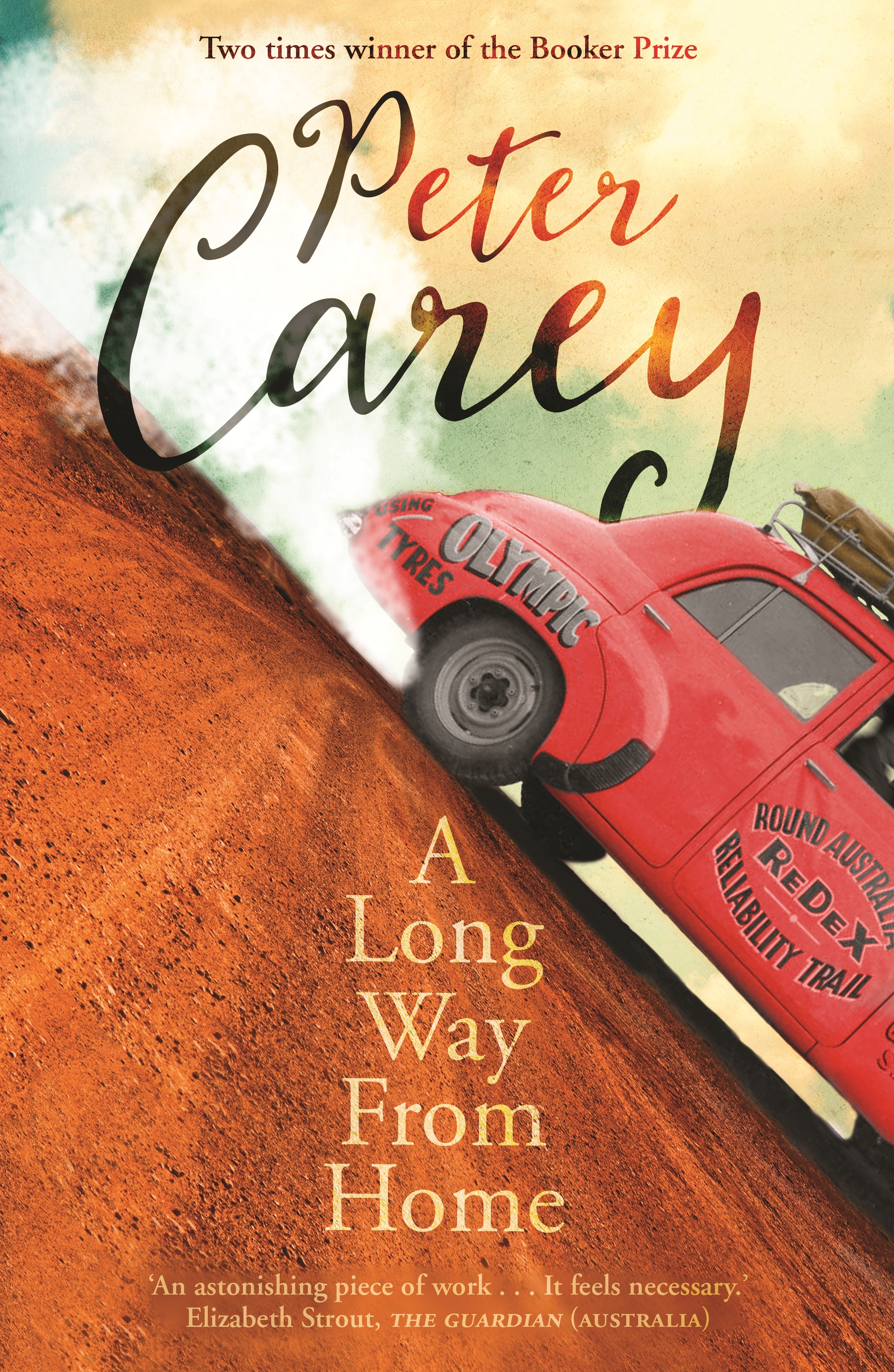 Extract A Long Way From Home By Peter Carey Penguin Books Australia