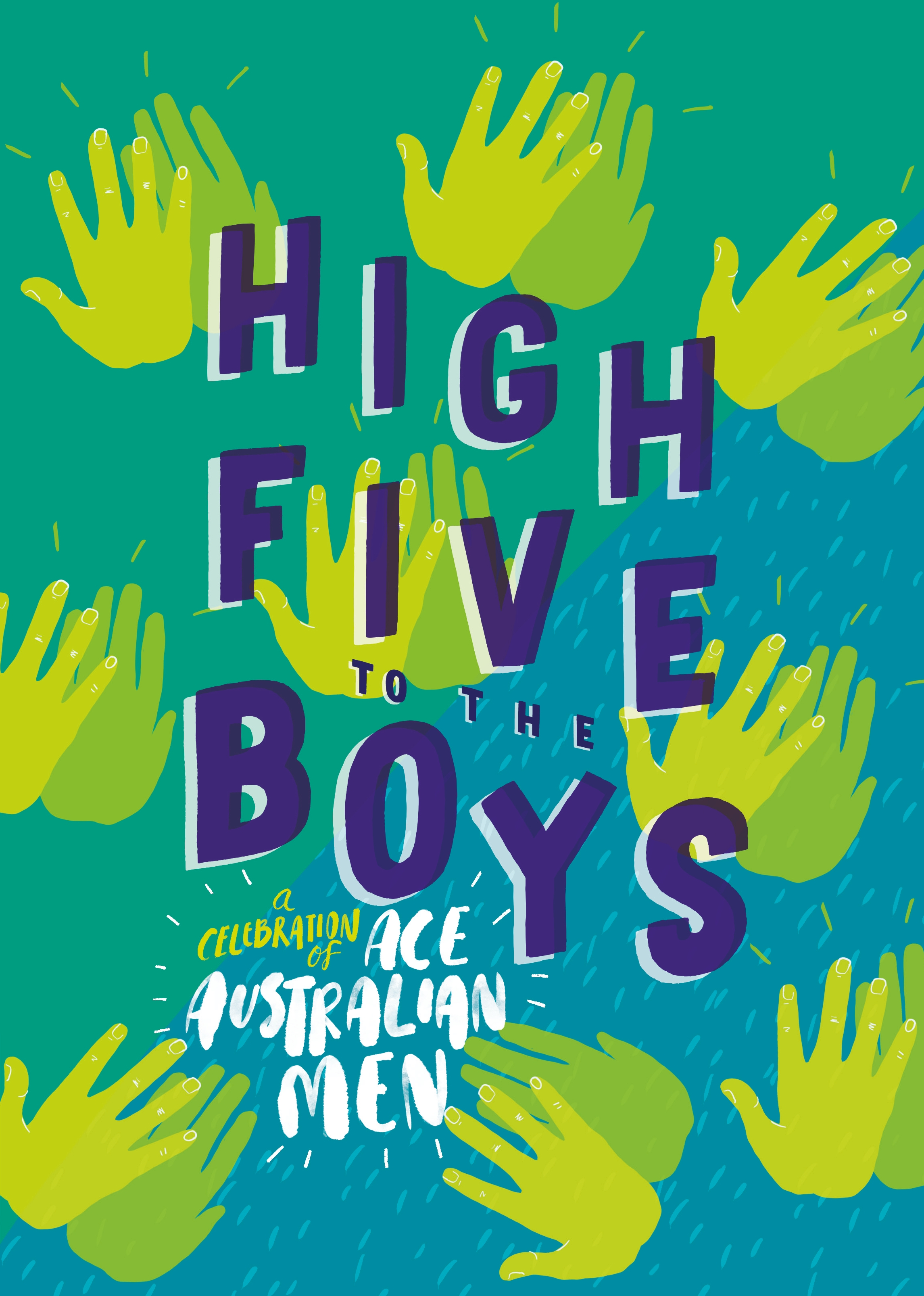 high five to the boys penguin books australia