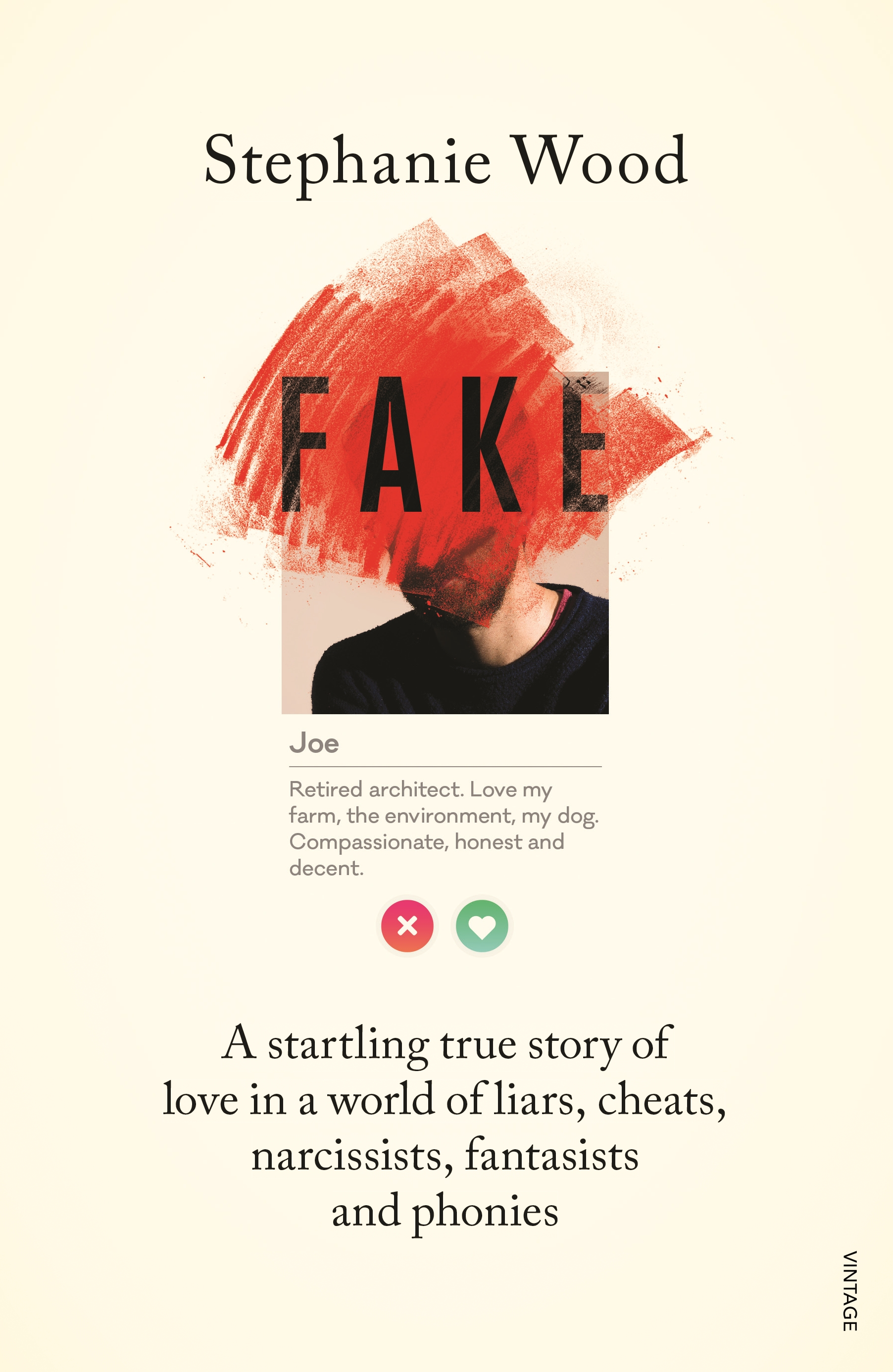 8c72f238d Extract | Fake by Stephanie Wood - Penguin Books Australia. >