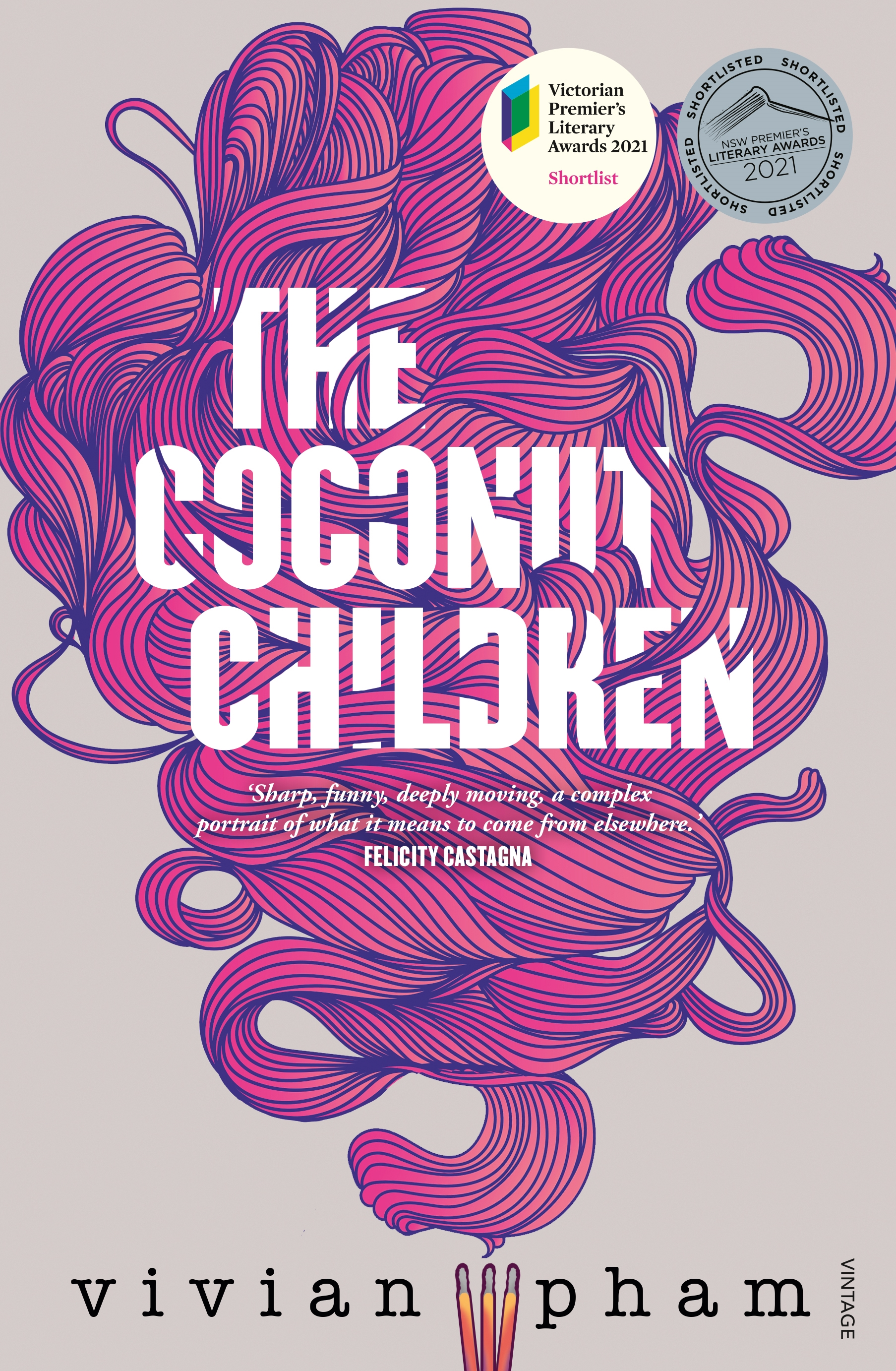 The Coconut Children by Vivian Pham - Penguin Books Australia