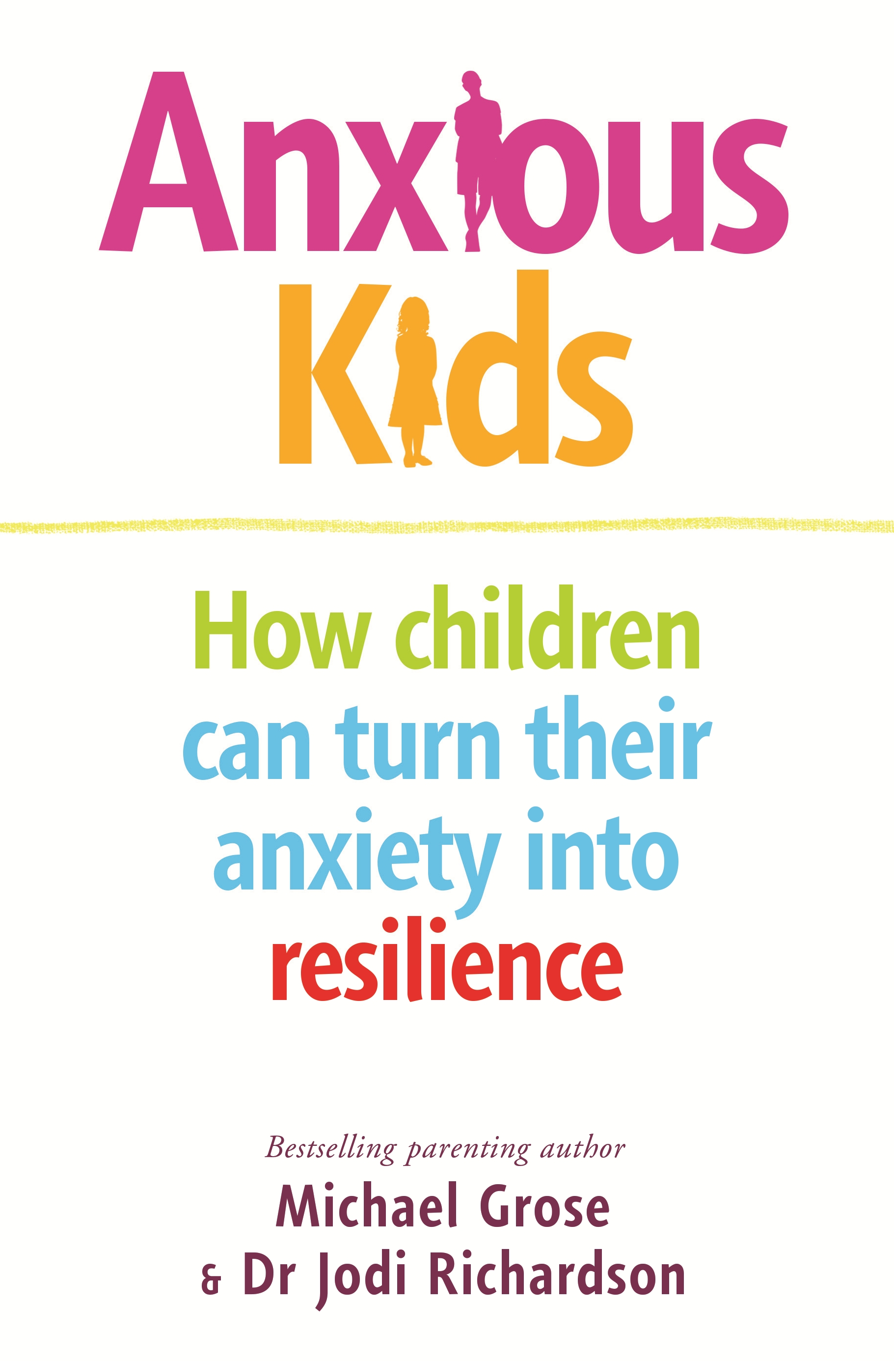 Resilience For Anxious Students >> Anxious Kids By Michael Grose Penguin Books Australia