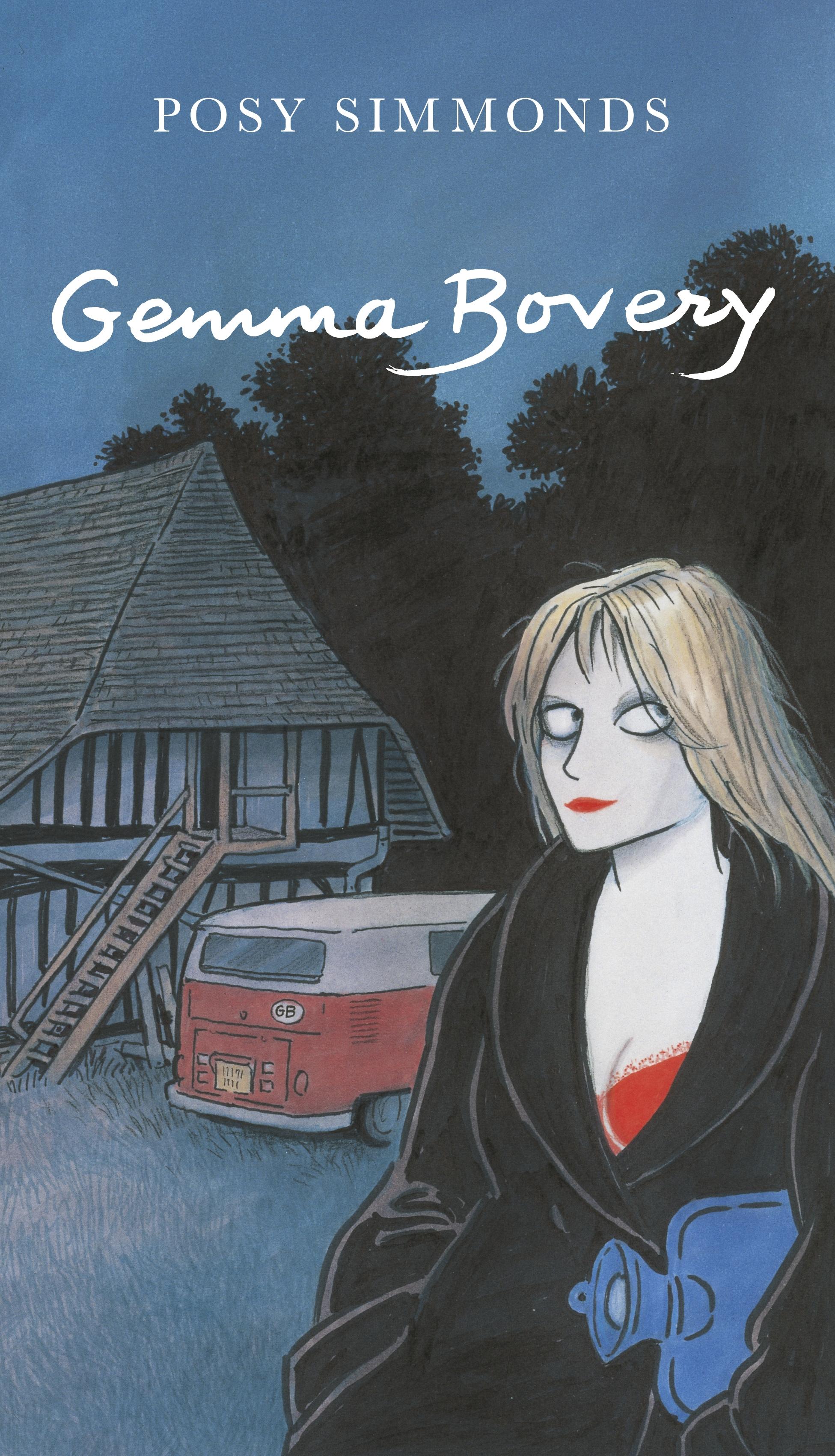 Gemma Bovery by Posy Simmonds - Penguin Books Australia