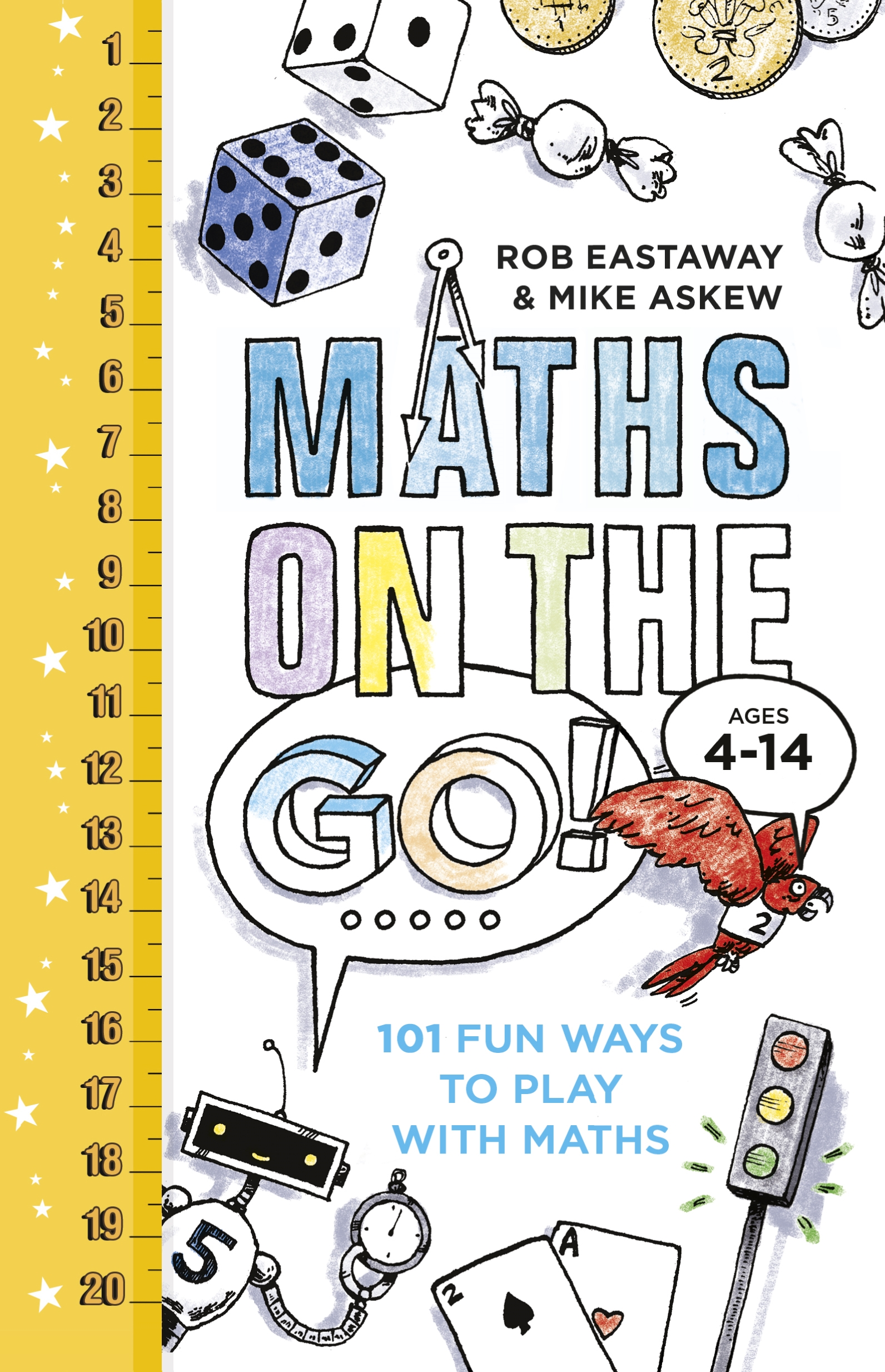 Maths on the Go by Rob Eastaway - Penguin Books New Zealand