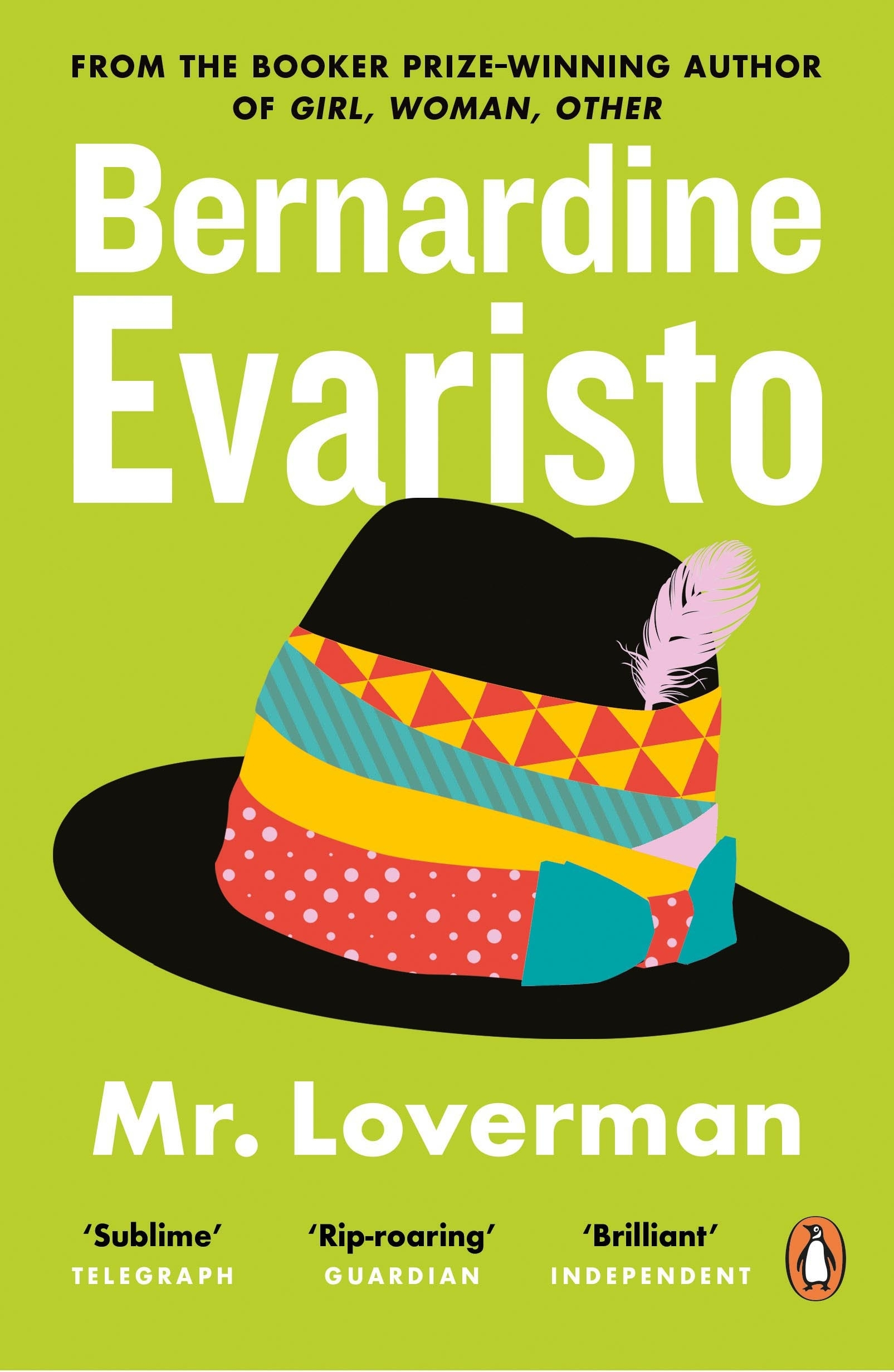 Mr Loverman by Bernardine Evaristo - Penguin Books Australia