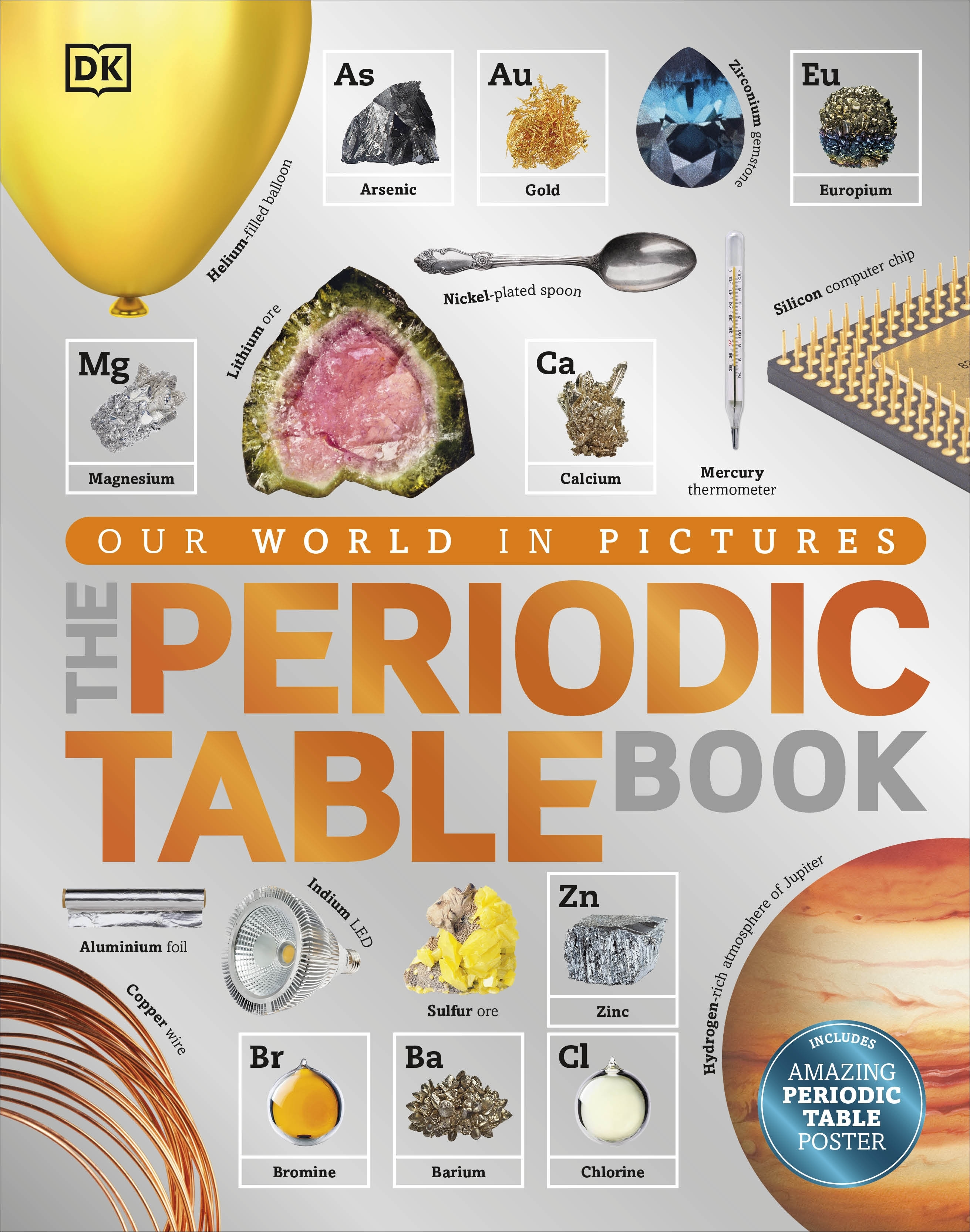 The Periodic Table Book By Dk Penguin Books Australia