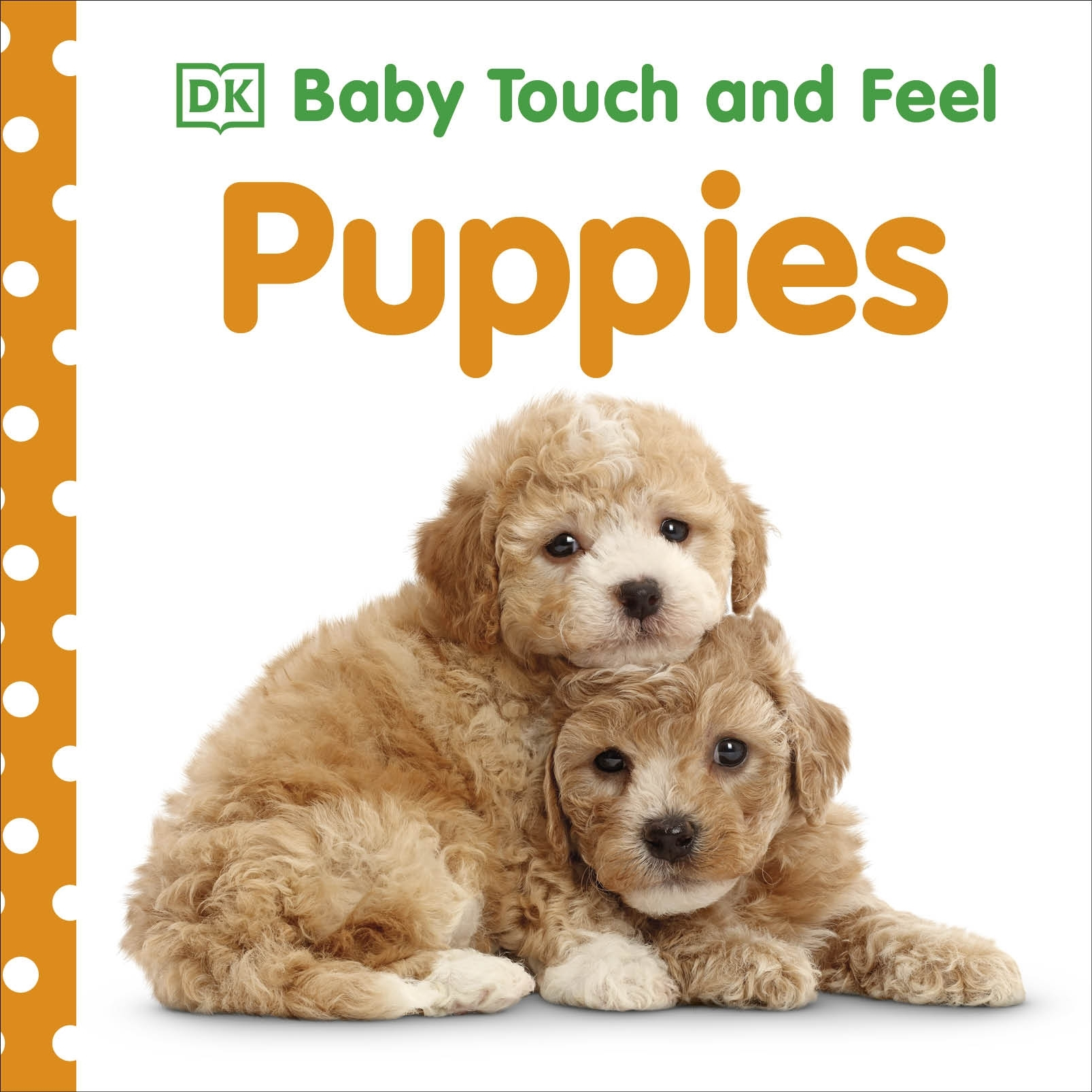 Baby Touch And Feel Puppies By Dk Penguin Books New Zealand