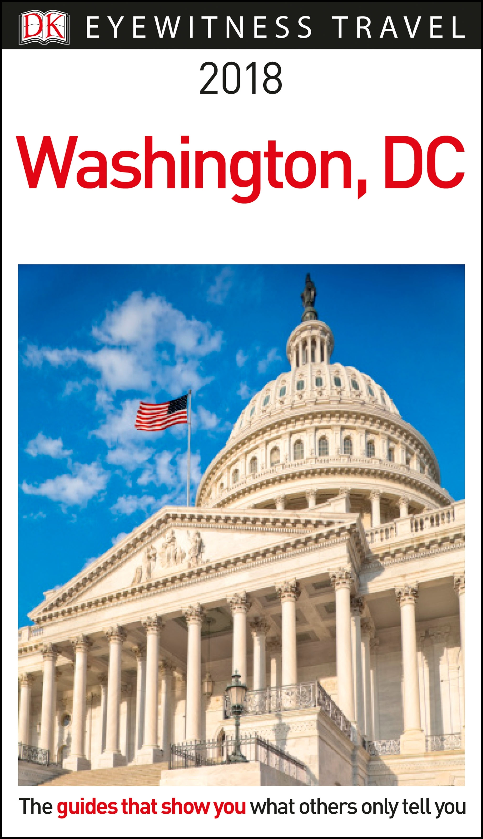 Amazon Best Sellers: Best Washington, D.C. Travel Guides