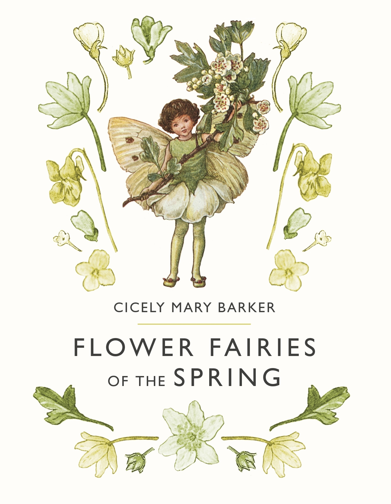 Flower Fairies Of The Spring By Cicely Mary Barker Penguin Books