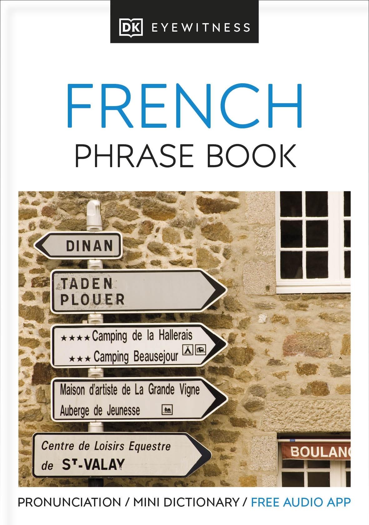 French Phrase Book: Eyewitness Travel by DK - Penguin Books Australia
