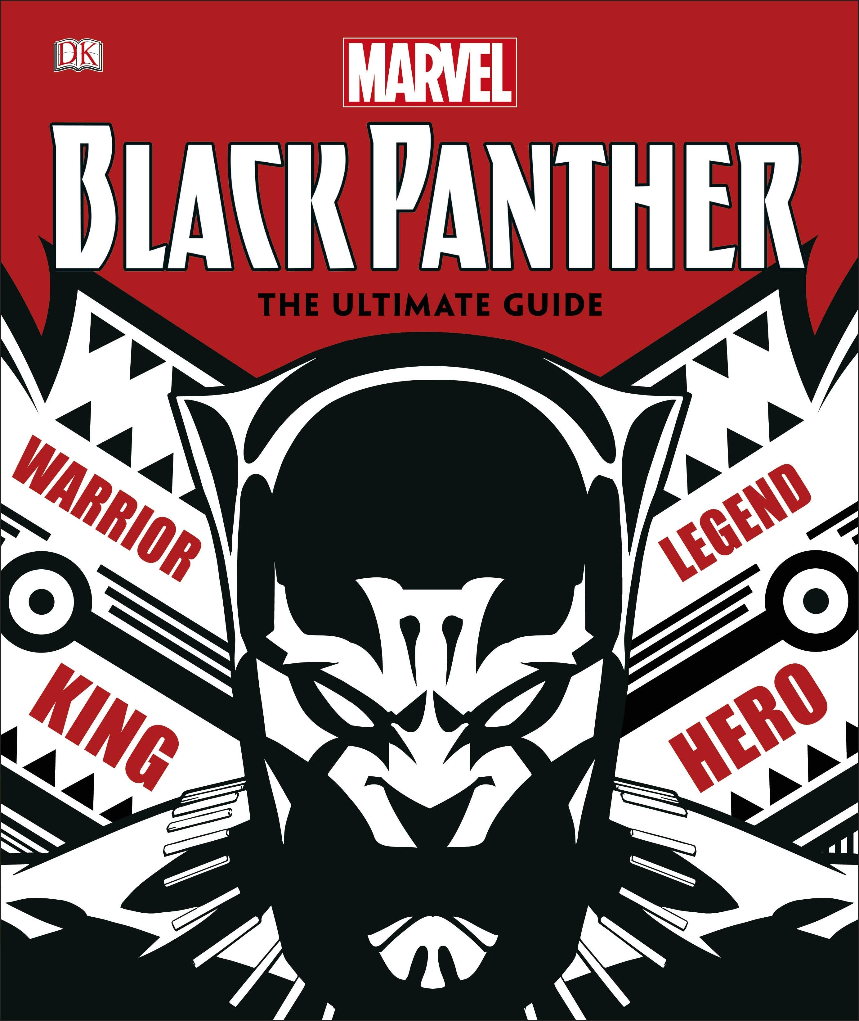 Resultado de imagem para black panther ultimate guide