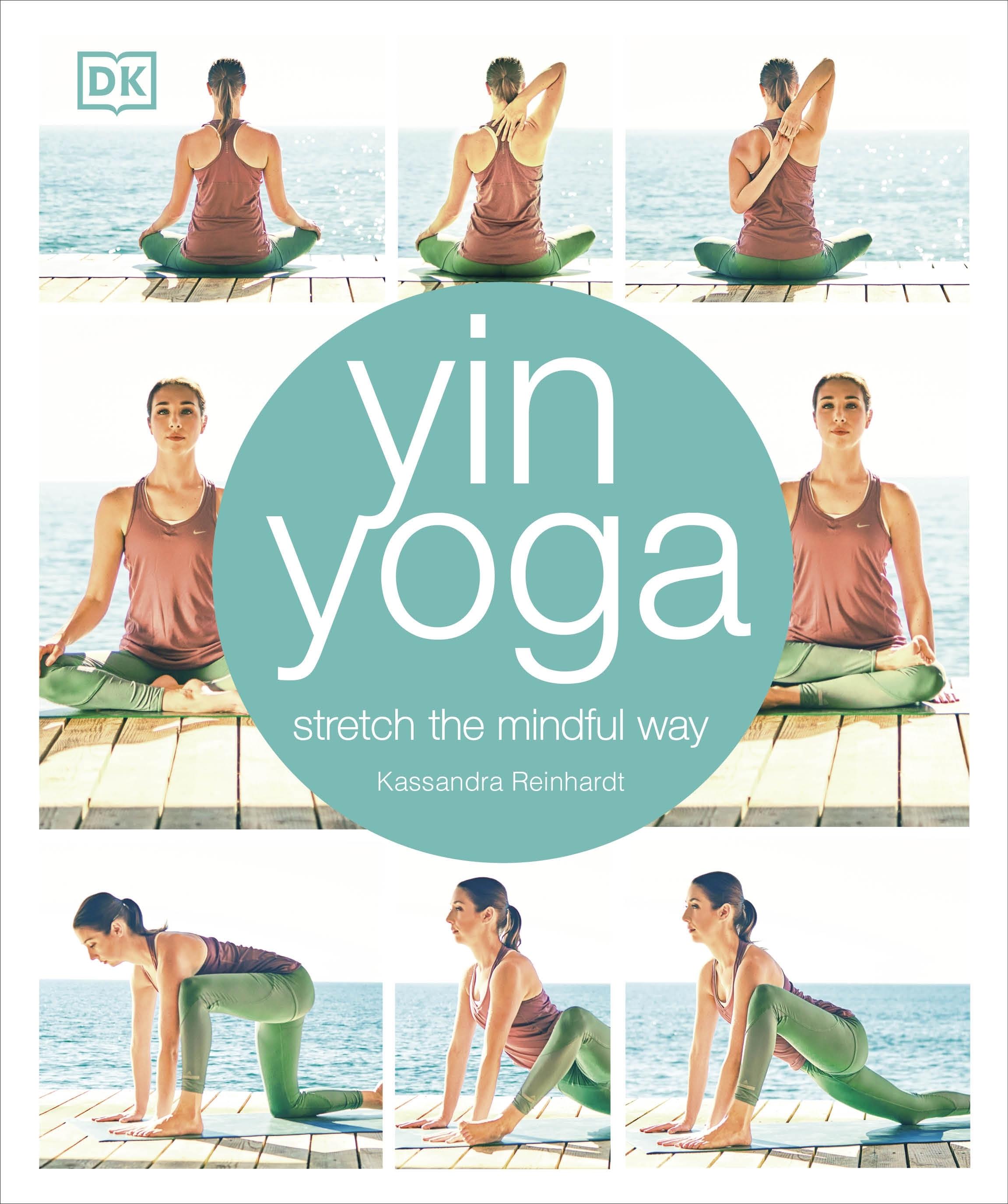 Fashion Book Cover Yoga : Yin yoga by dk penguin books australia