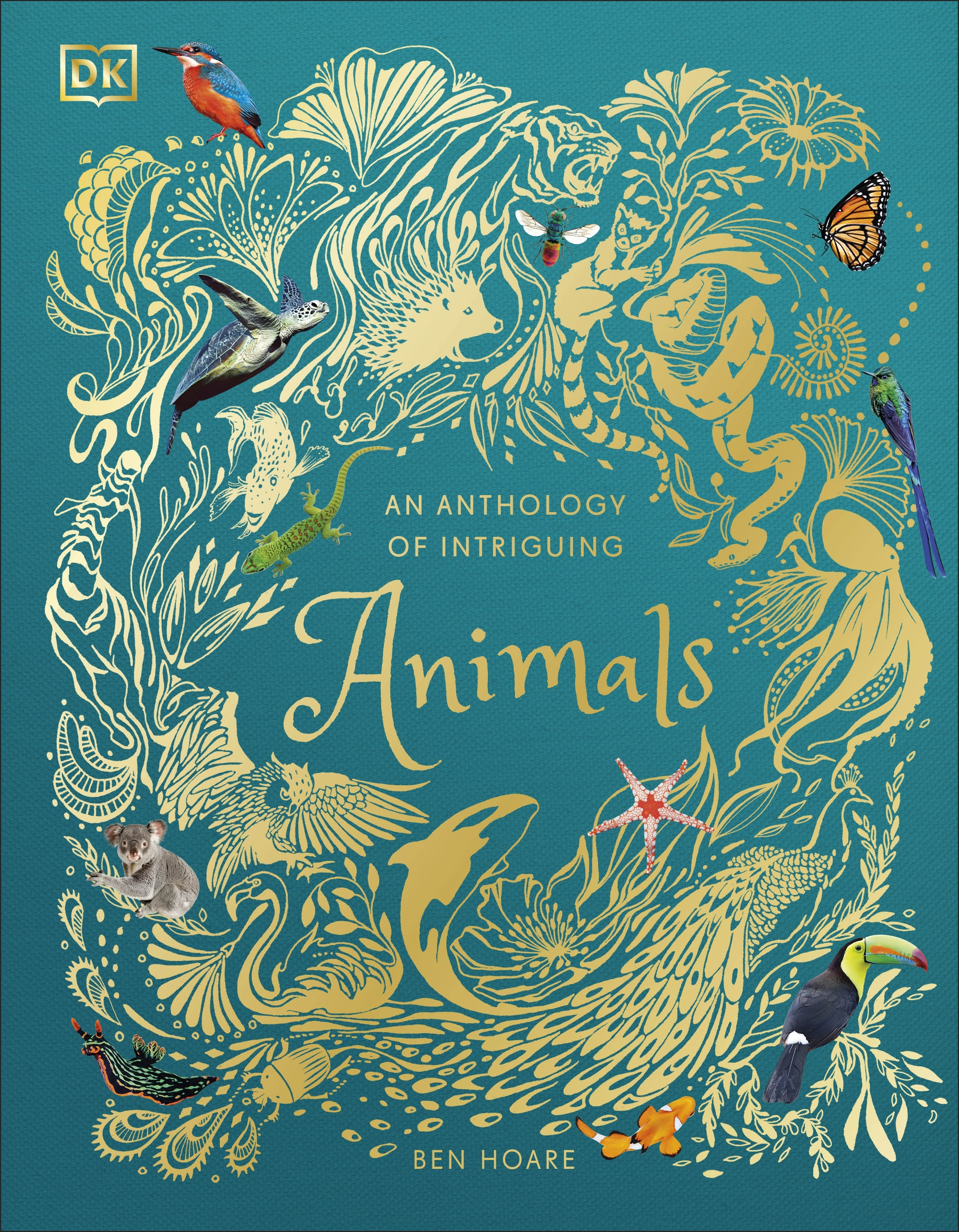 4a531631b60f An Anthology of Intriguing Animals by DK - Penguin Books New Zealand