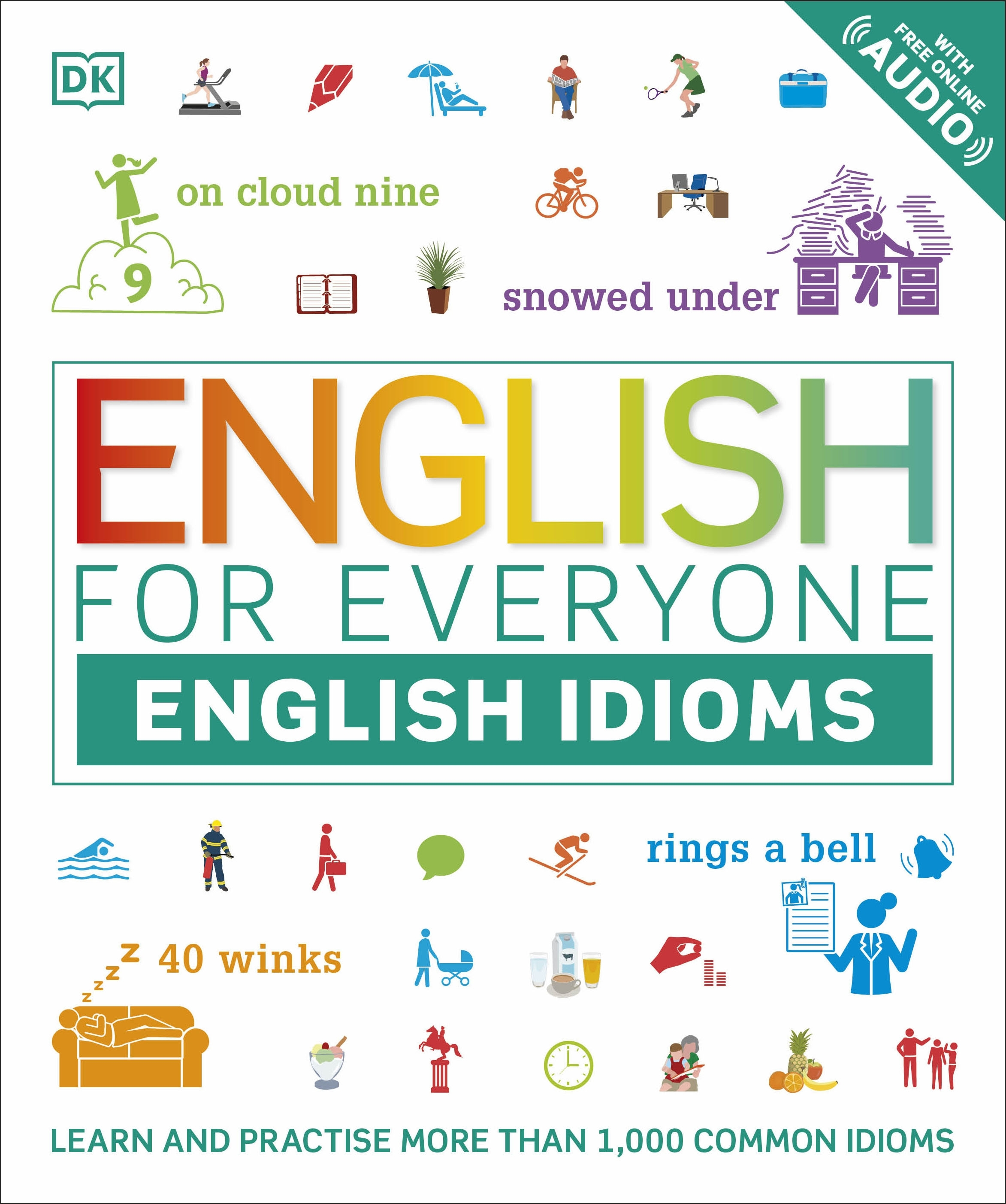 English for Everyone: English Idioms by DK - Penguin Books