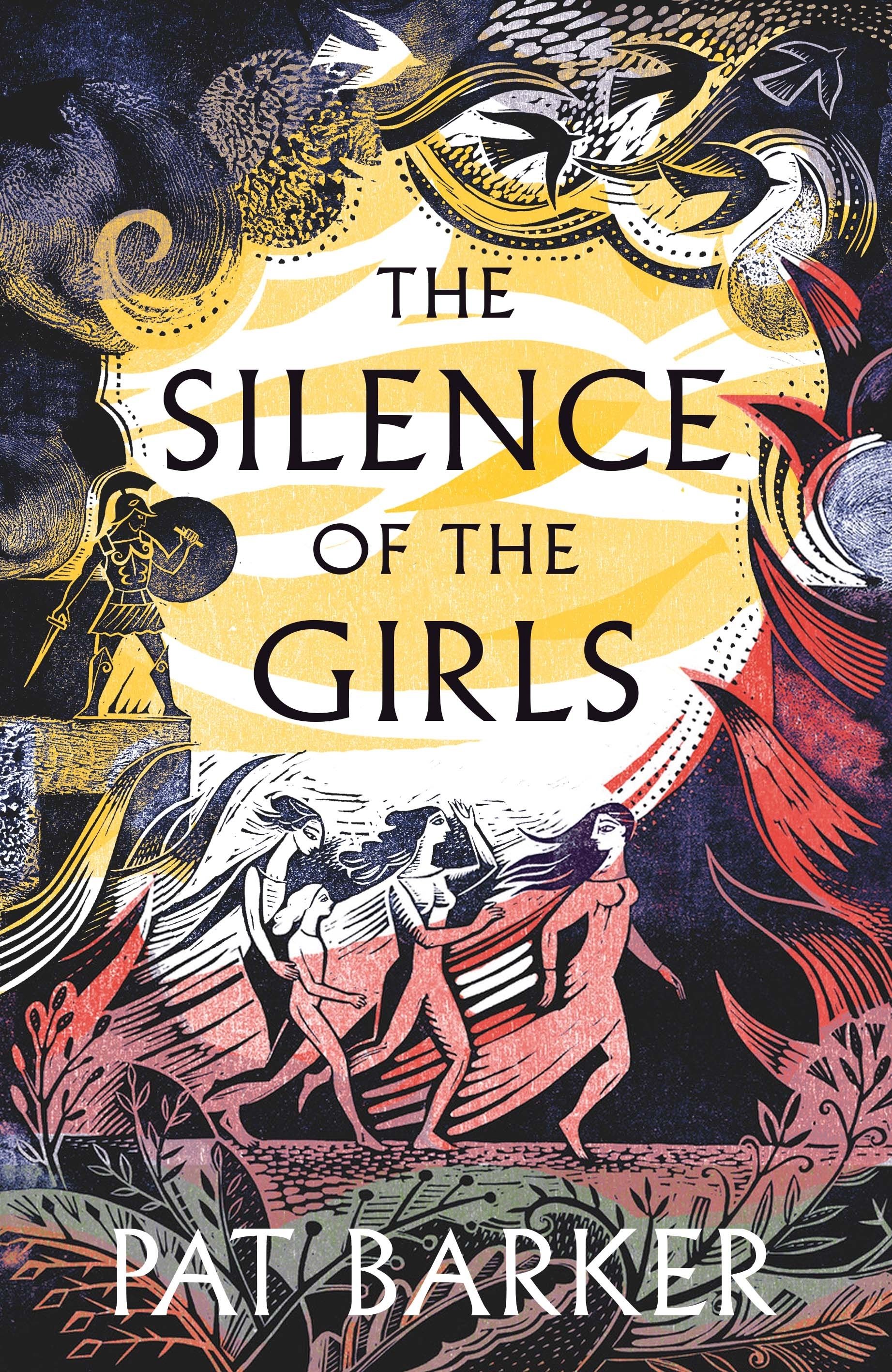 Image result for the silence of the girls by pat barker