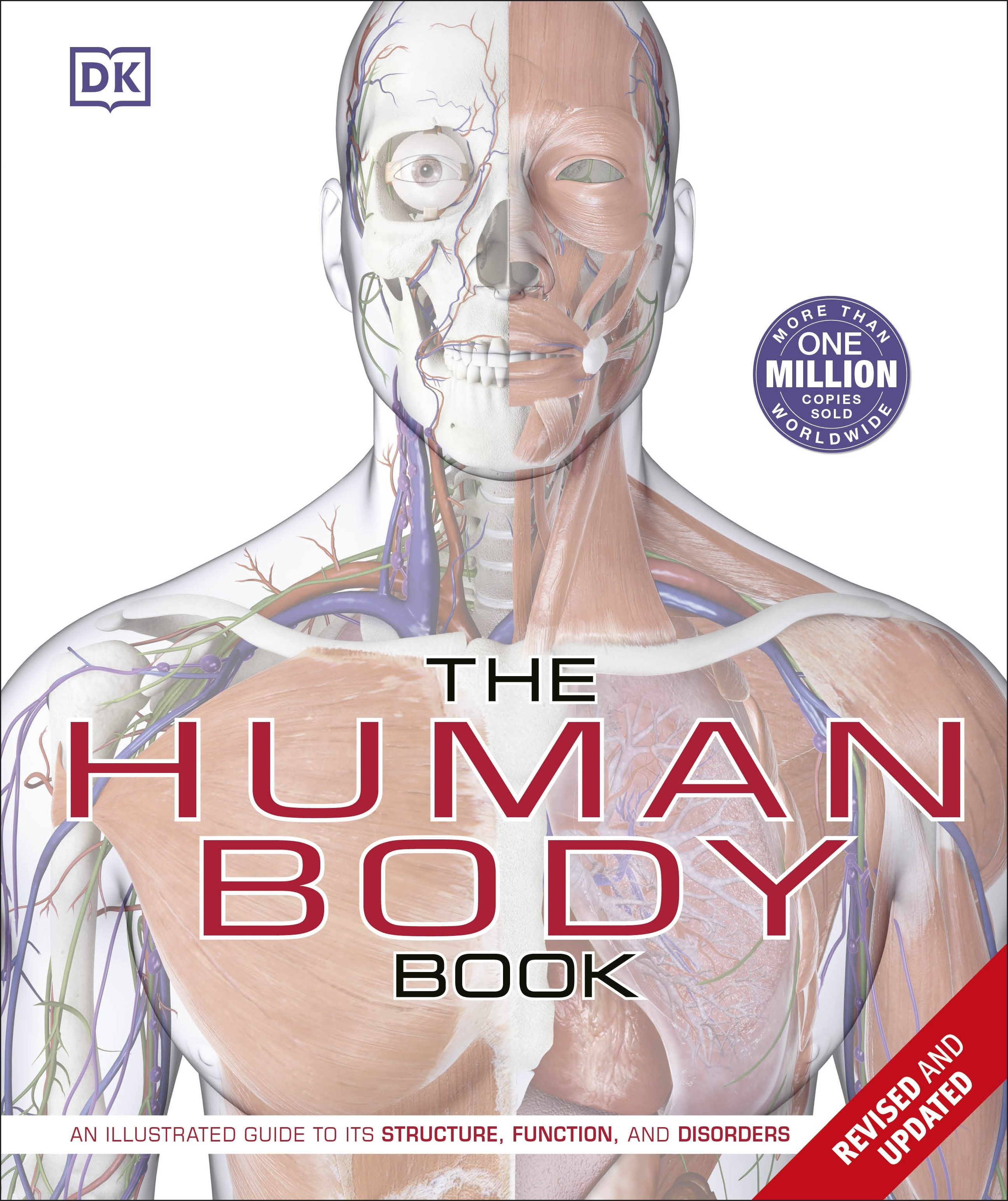 The Human Body Book By Dk Penguin Books New Zealand