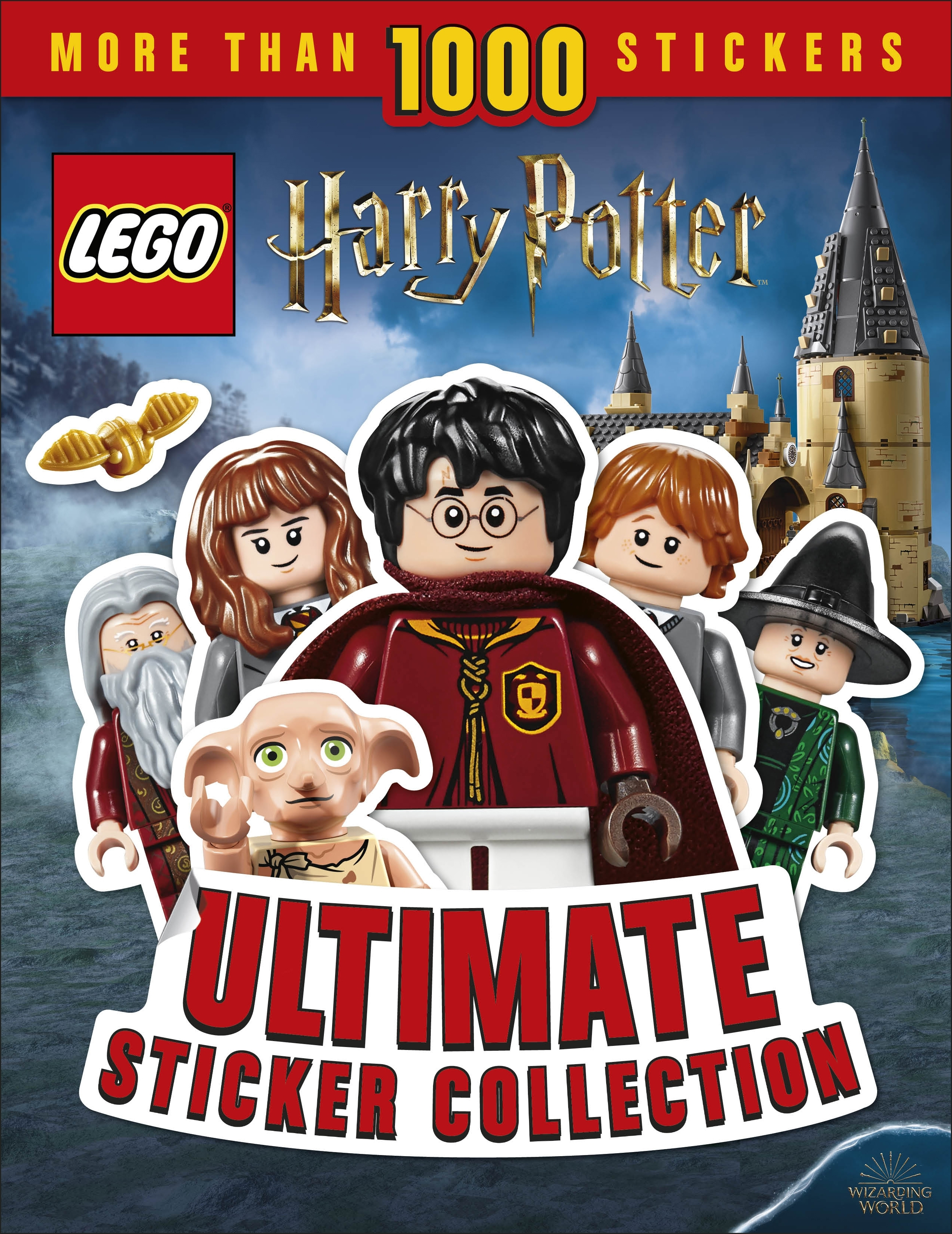 Lego Harry Potter Ultimate Sticker Collection By Dk Penguin Books Australia