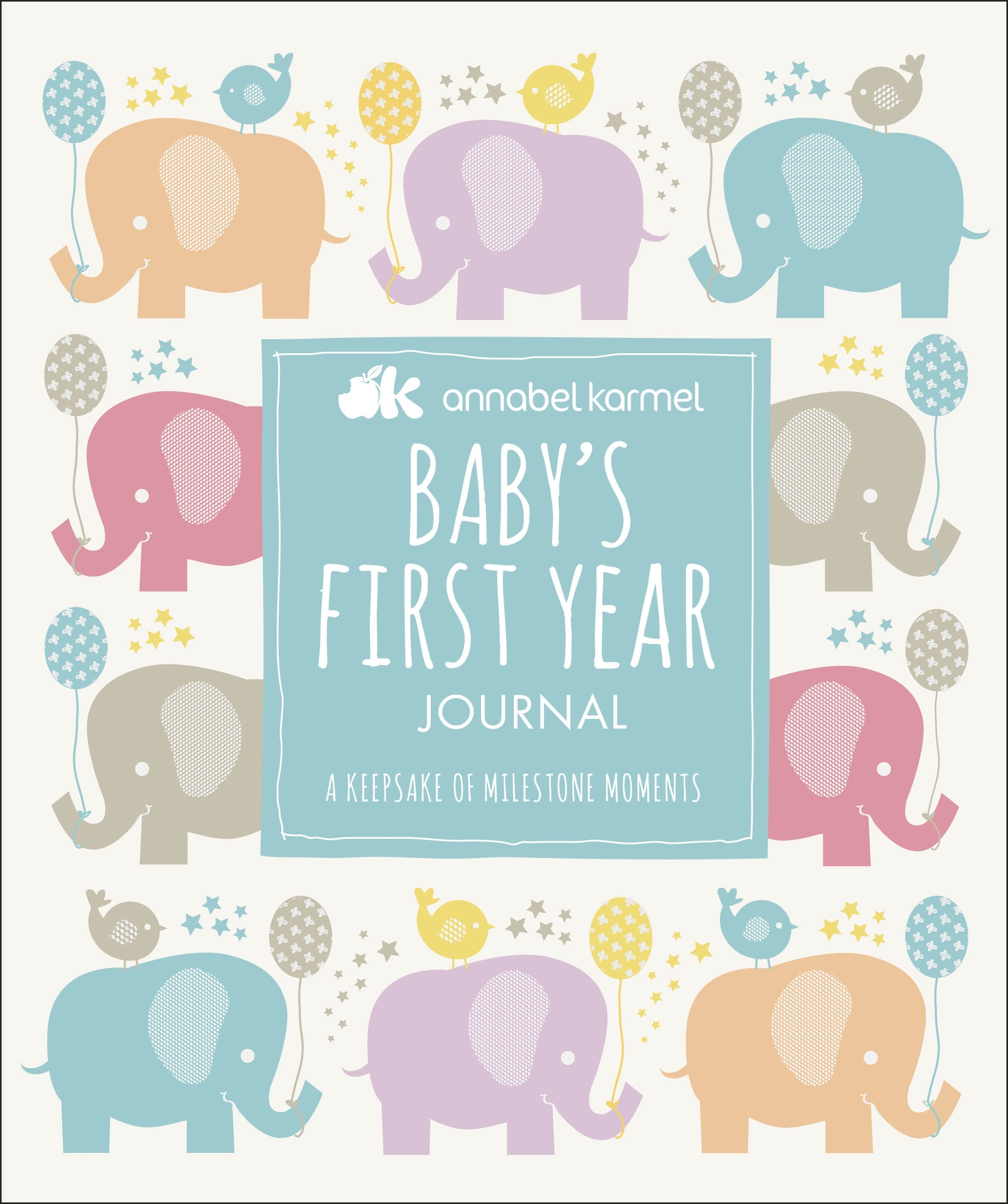 6e2d2663c87d Annabel Karmel  Baby s First-Year Journal by Annabel Karmel ...