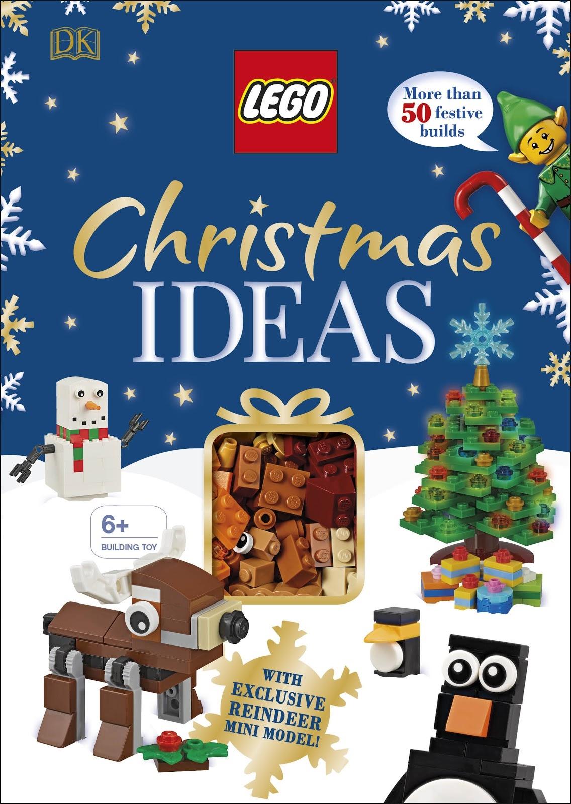 Lego Christmas.Lego Christmas Ideas By Dk Penguin Books Australia