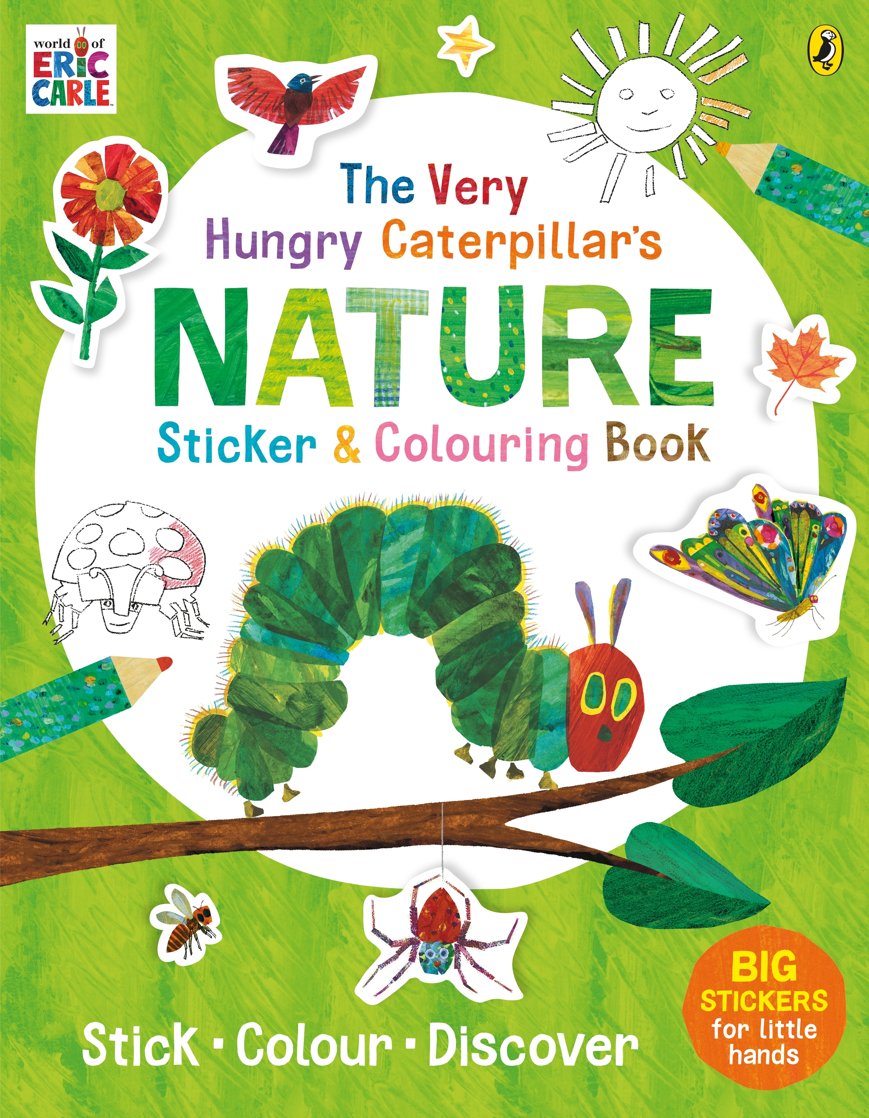 The Very Hungry Caterpillar's Nature Activity Book