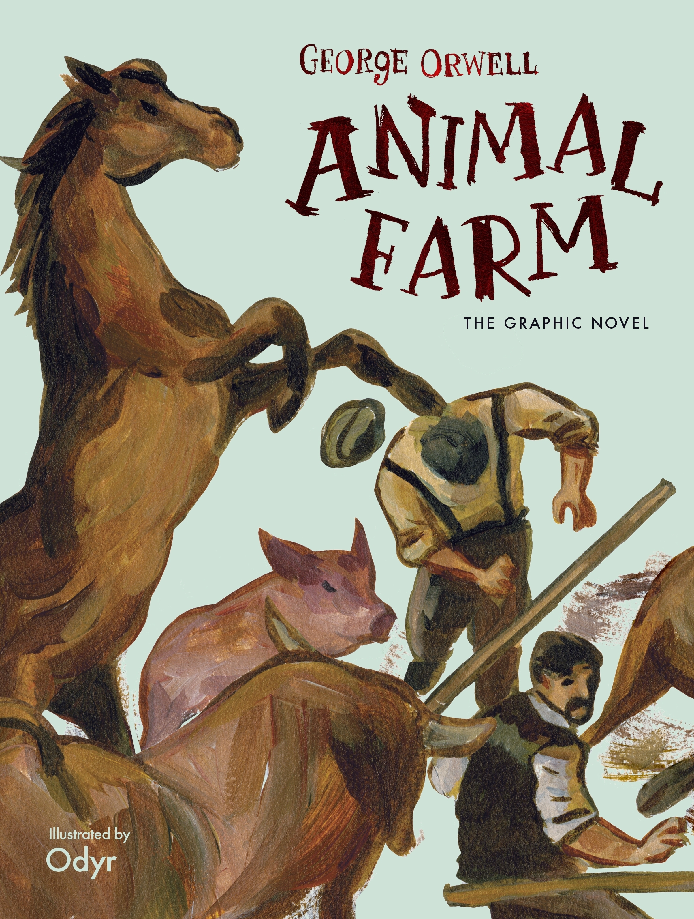 Animal Farm By George Orwell Penguin Books New Zealand