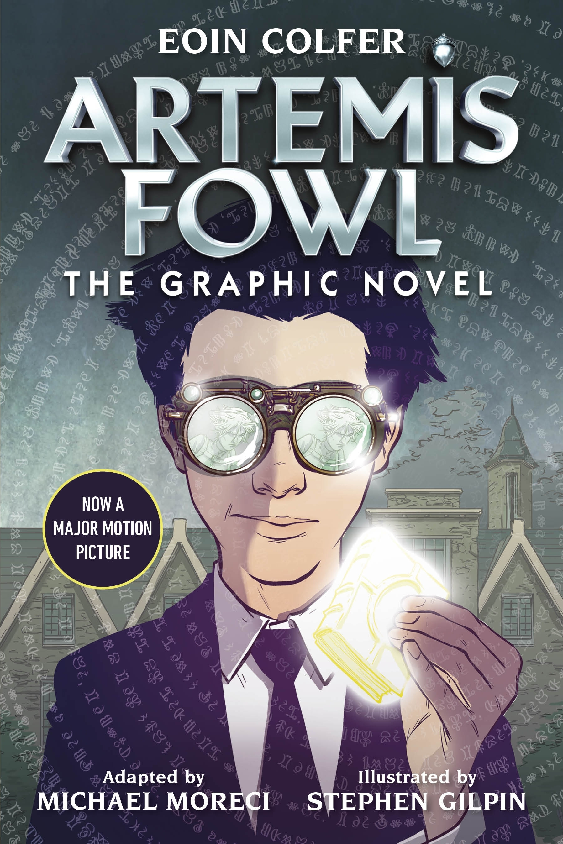 Artemis Fowl The Graphic Novel New By Eoin Colfer