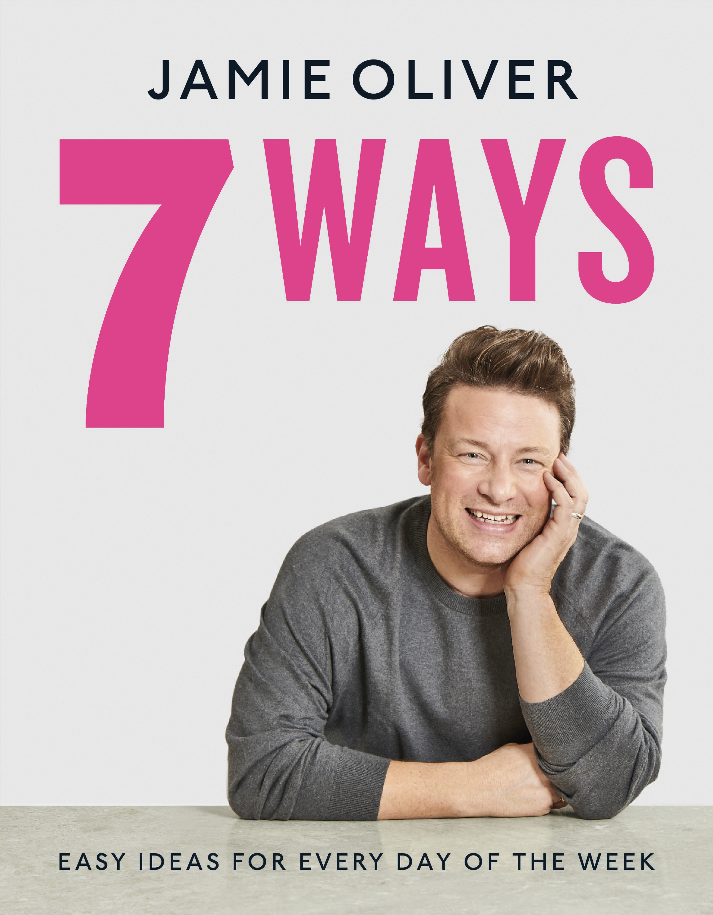 7 Ways by Jamie Oliver - Penguin Books Australia | Stay at Home Mum